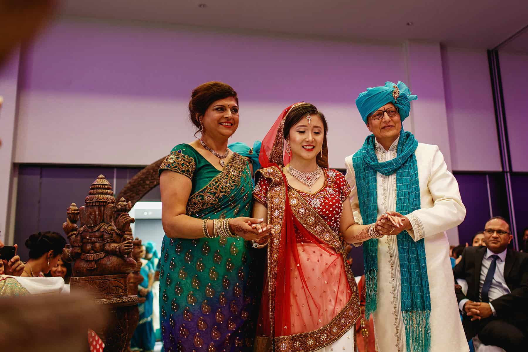 hilton syon park asian wedding