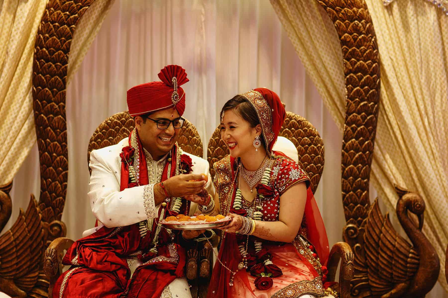 indian wedding hilton london