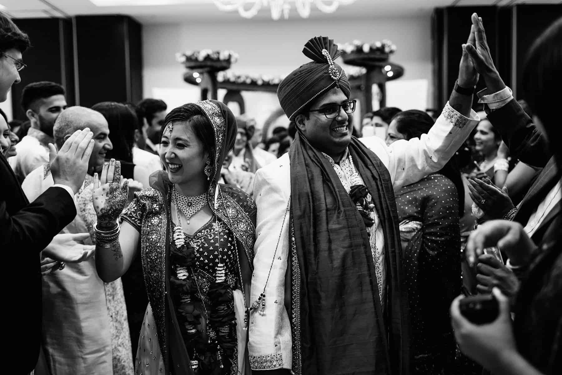 hindu wedding hilton london