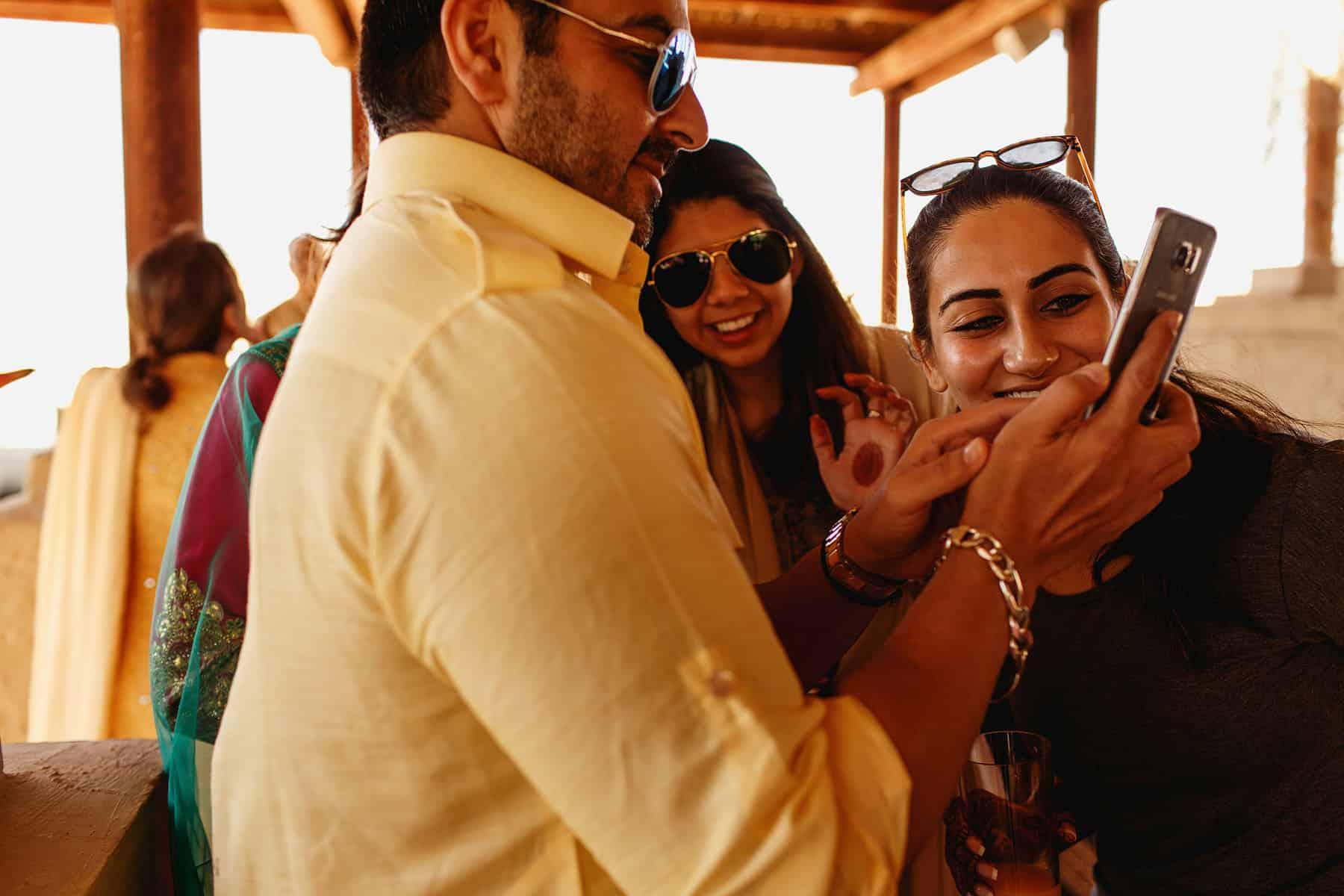 abu dhabi indian wedding photography