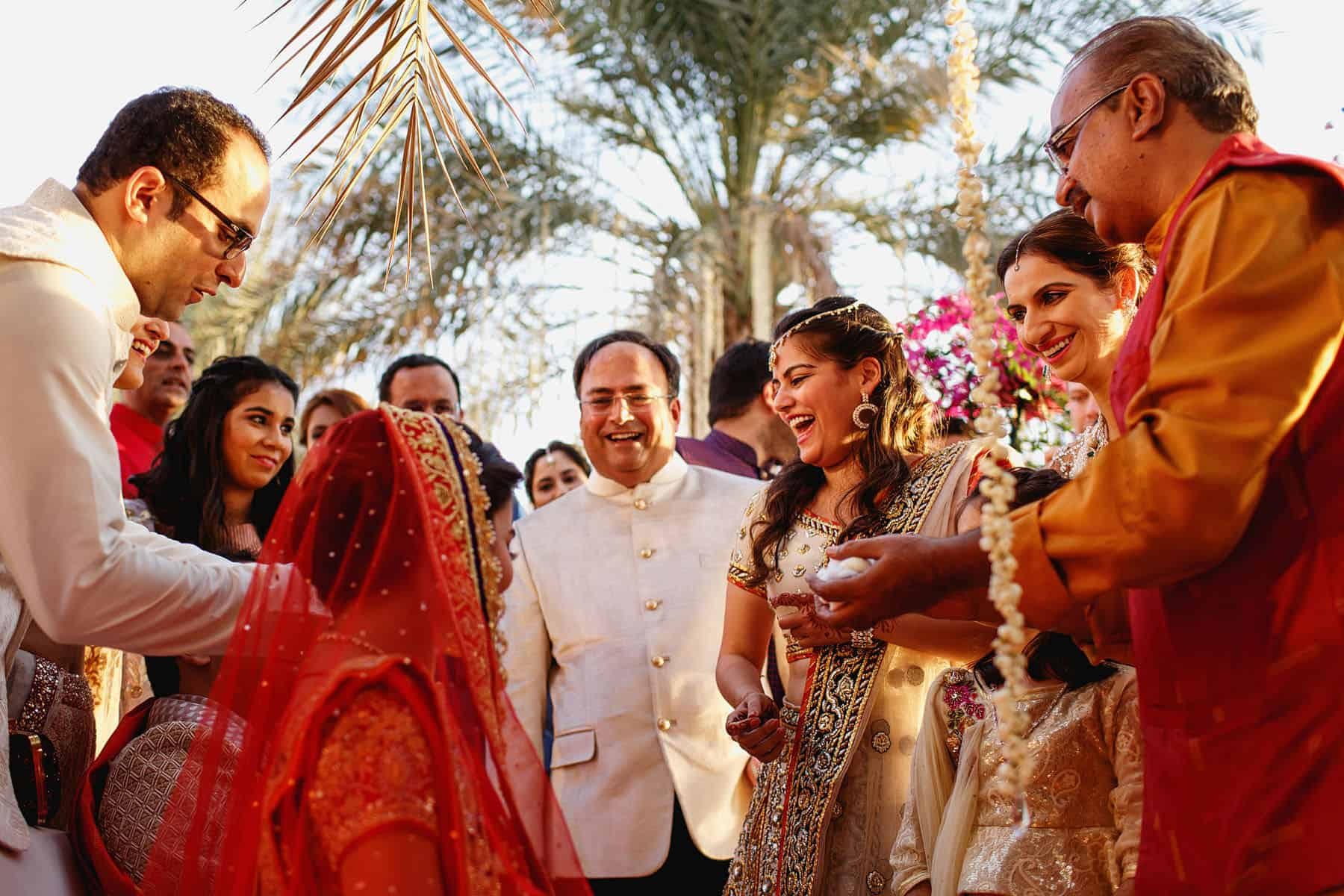 Anantara Qasr al Sarab wedding