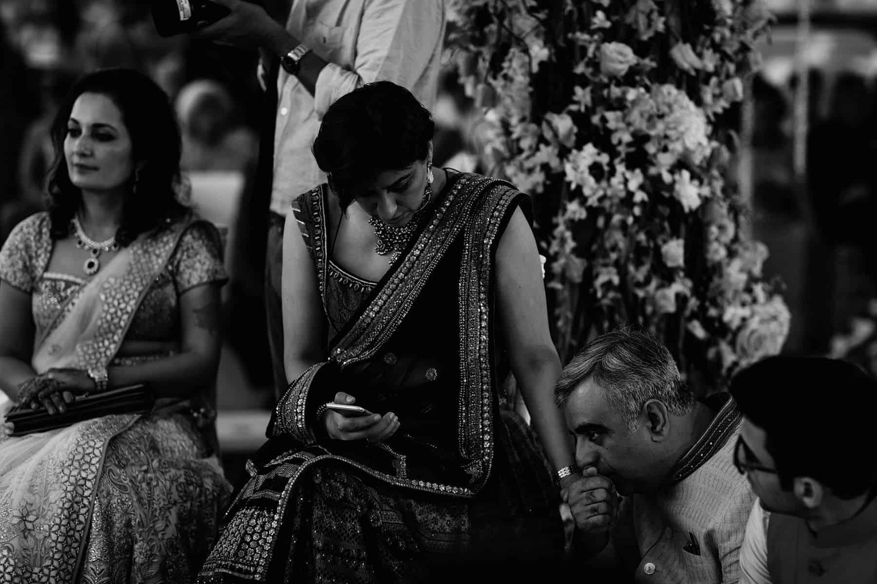 Anantara Qasr al Sarab wedding
