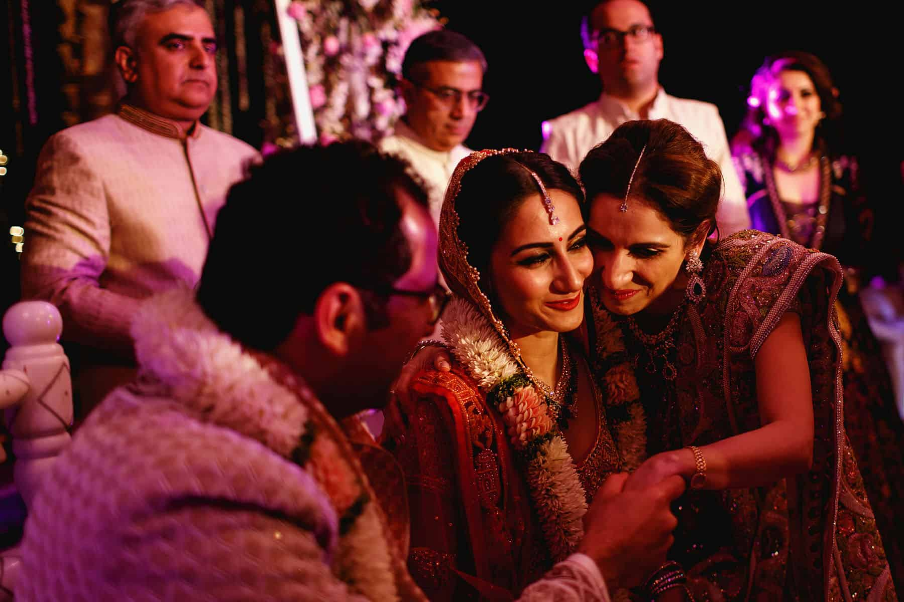 Anantara Qasr al Sarab indian wedding