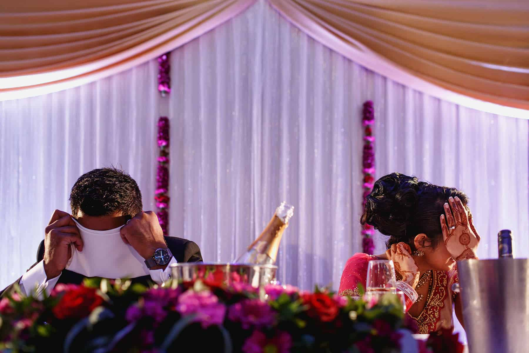 the vale indian wedding ceremony