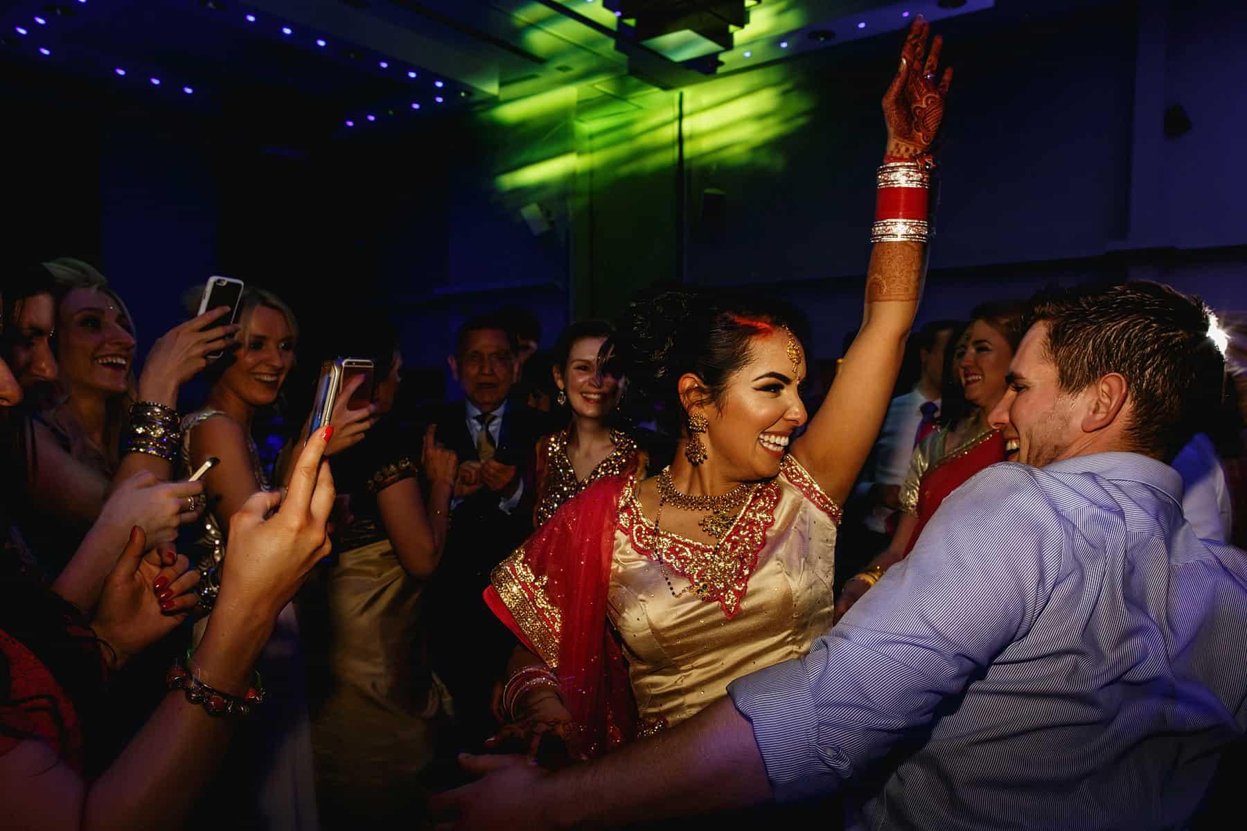wales wedding indian