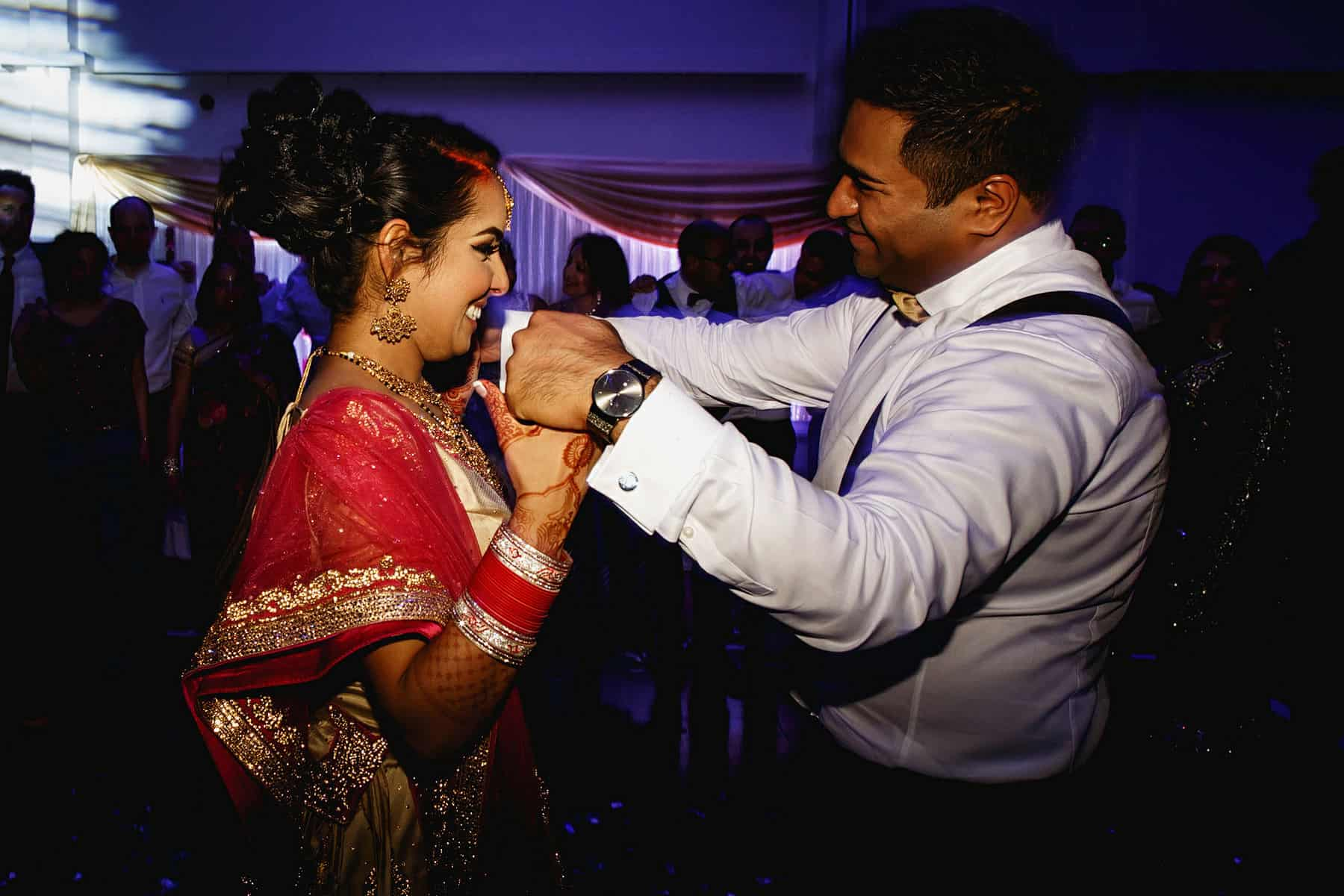 wales wedding hindu