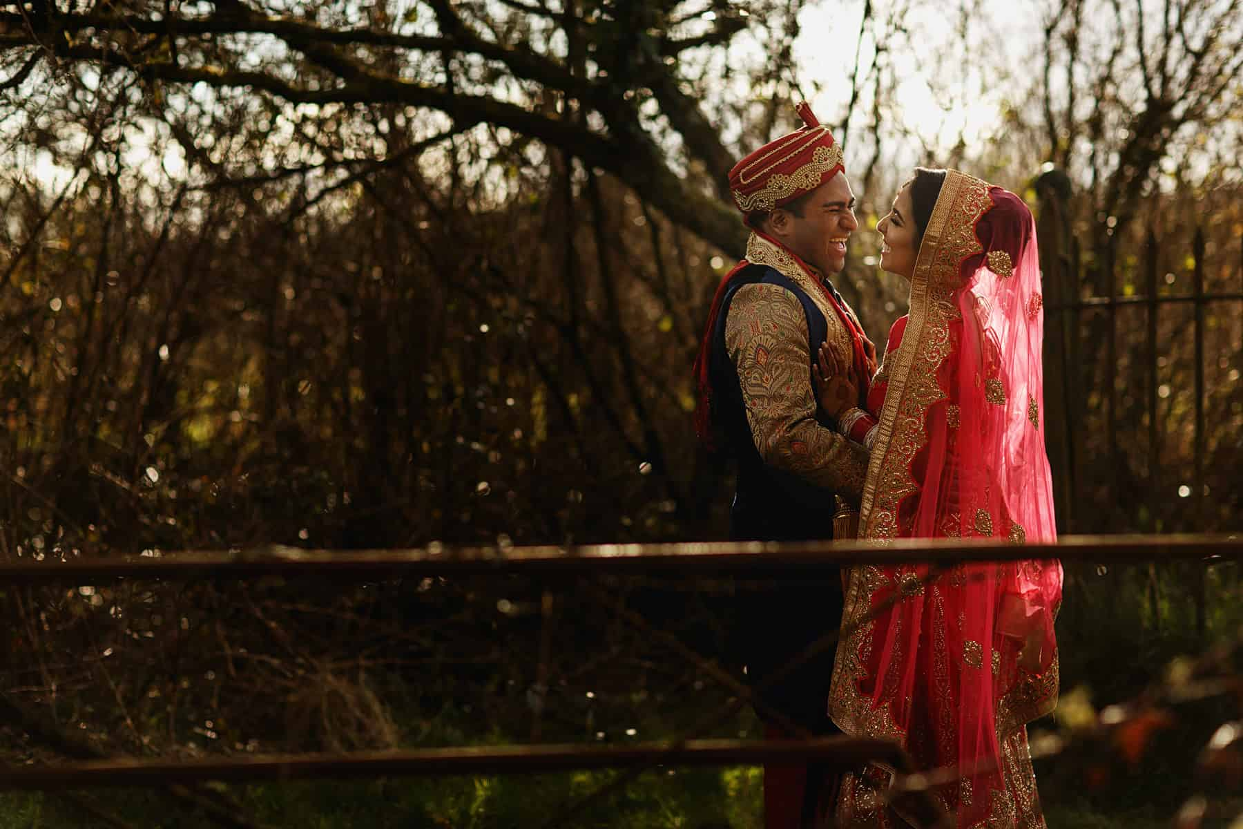 the vale indian wedding
