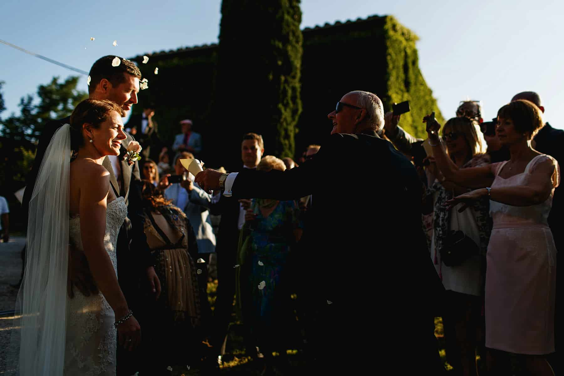 Pienza Tuscany Italy Wedding Photography
