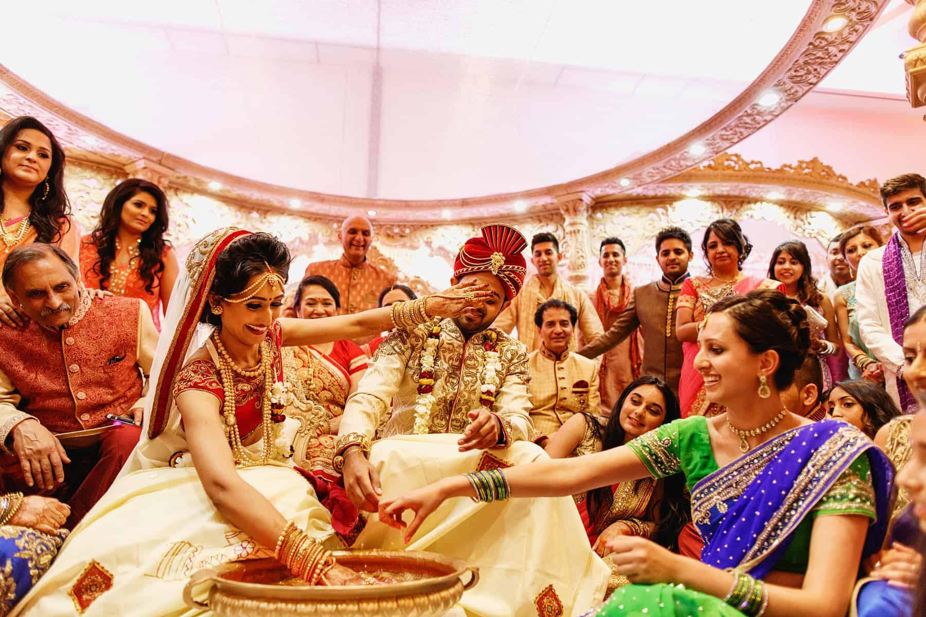 hindu wedding london