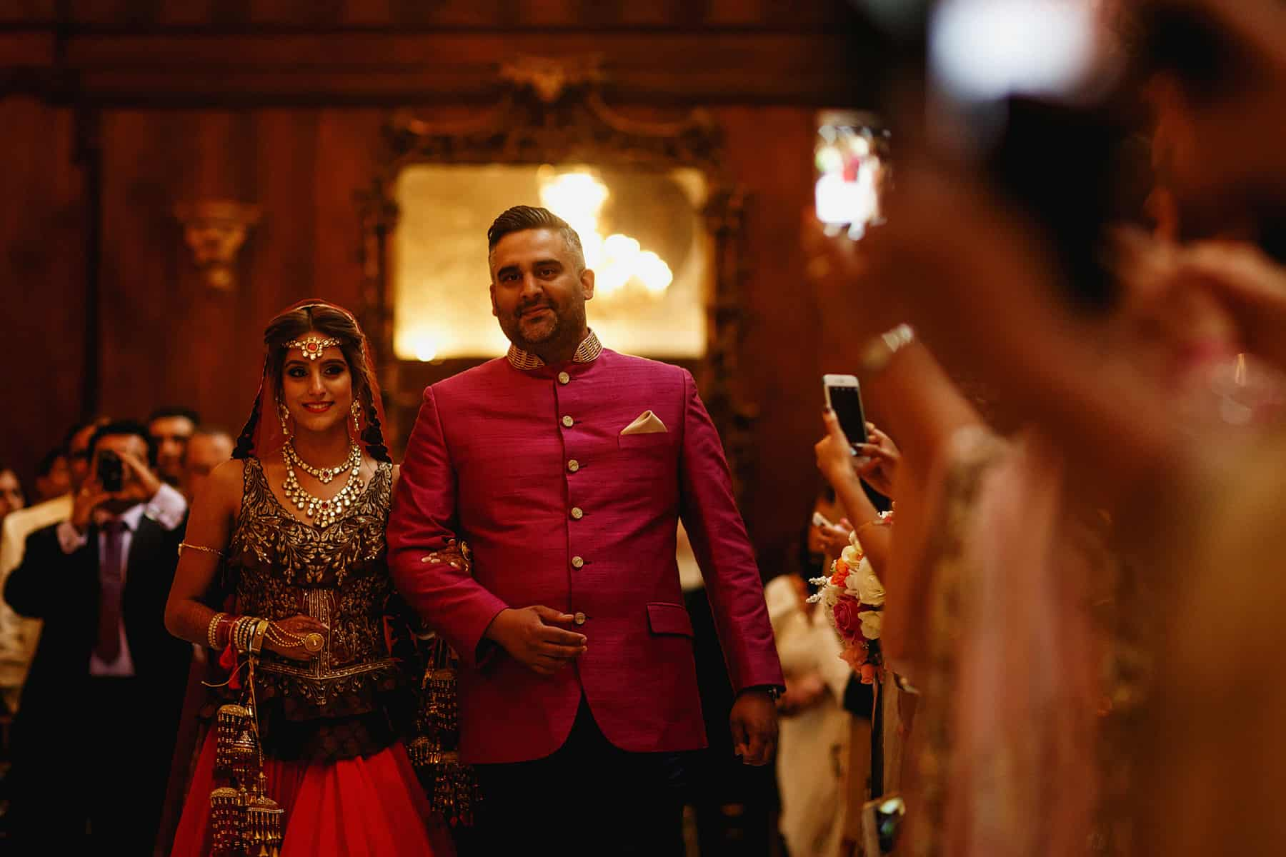 thornton manor hindu wedding