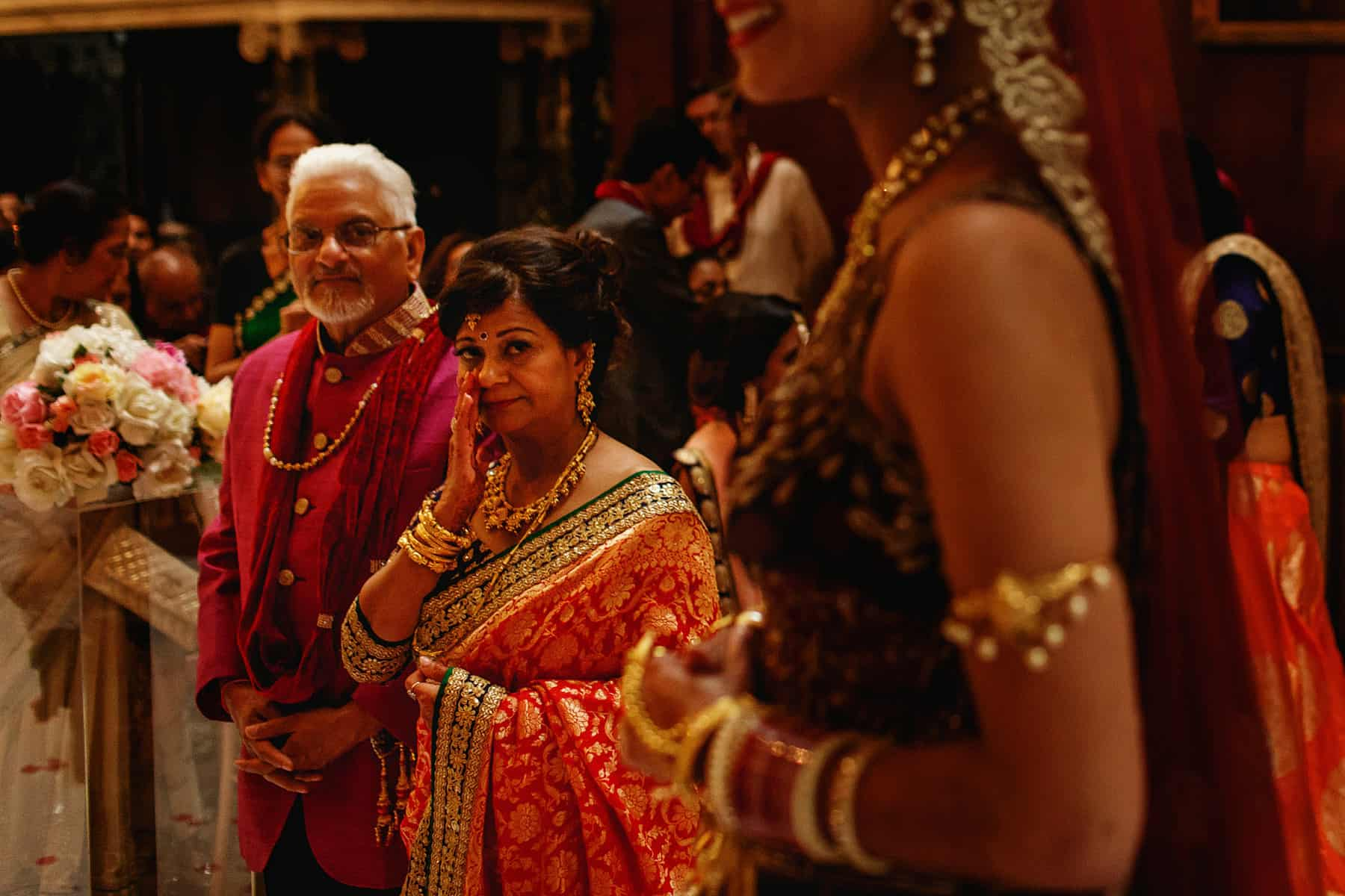 thornton manor hindu wedding photos