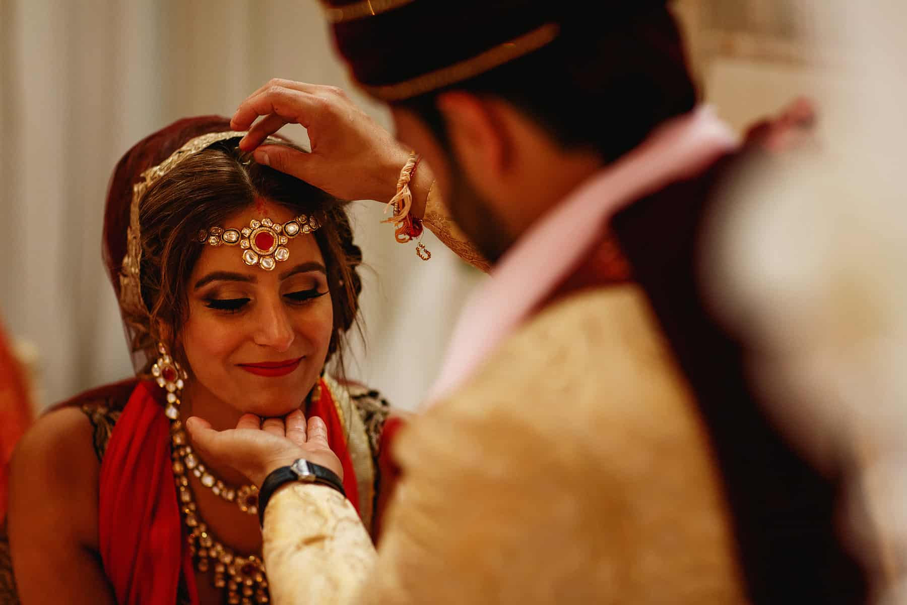 thornton manor indian wedding photos