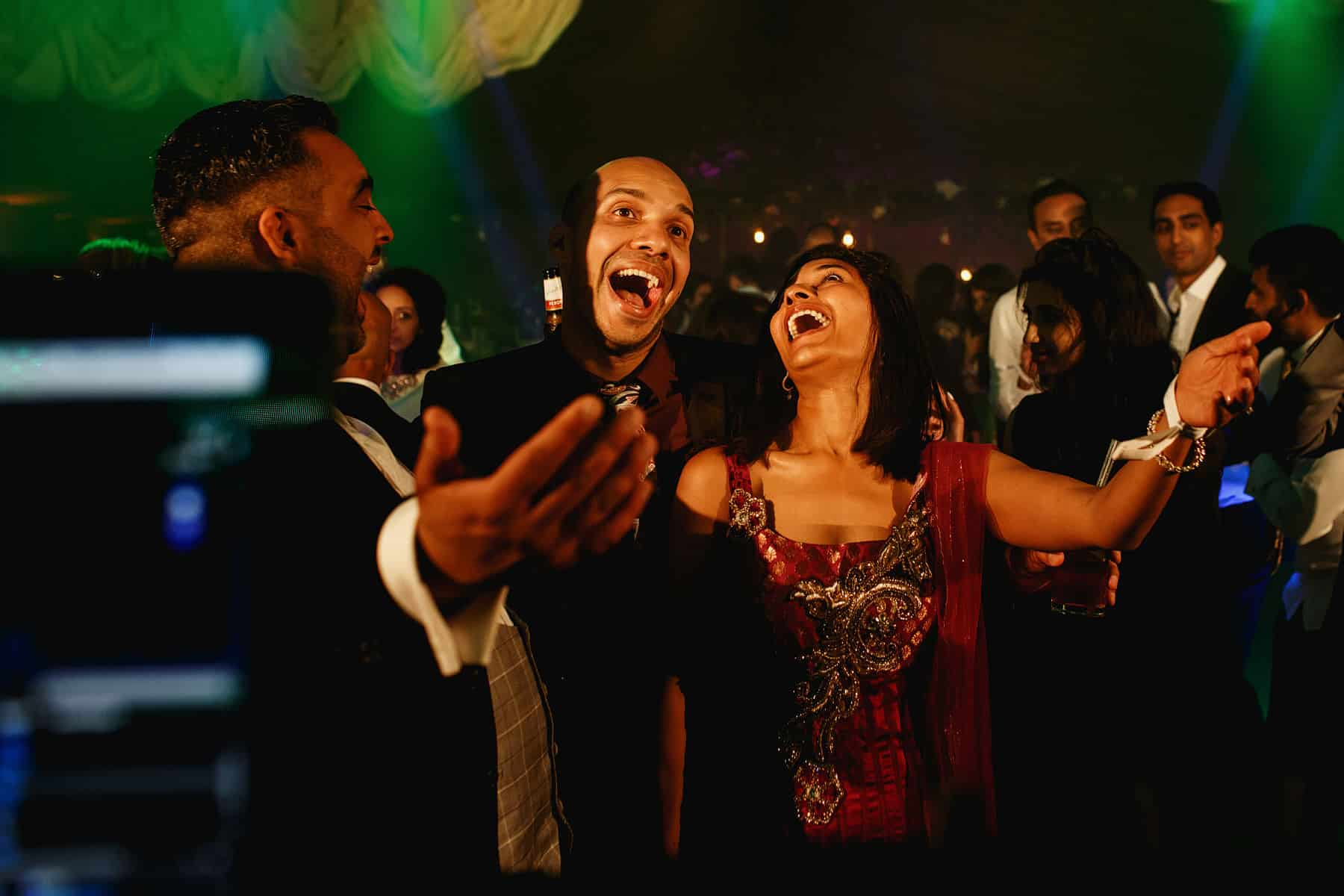 amazing thornton manor indian wedding