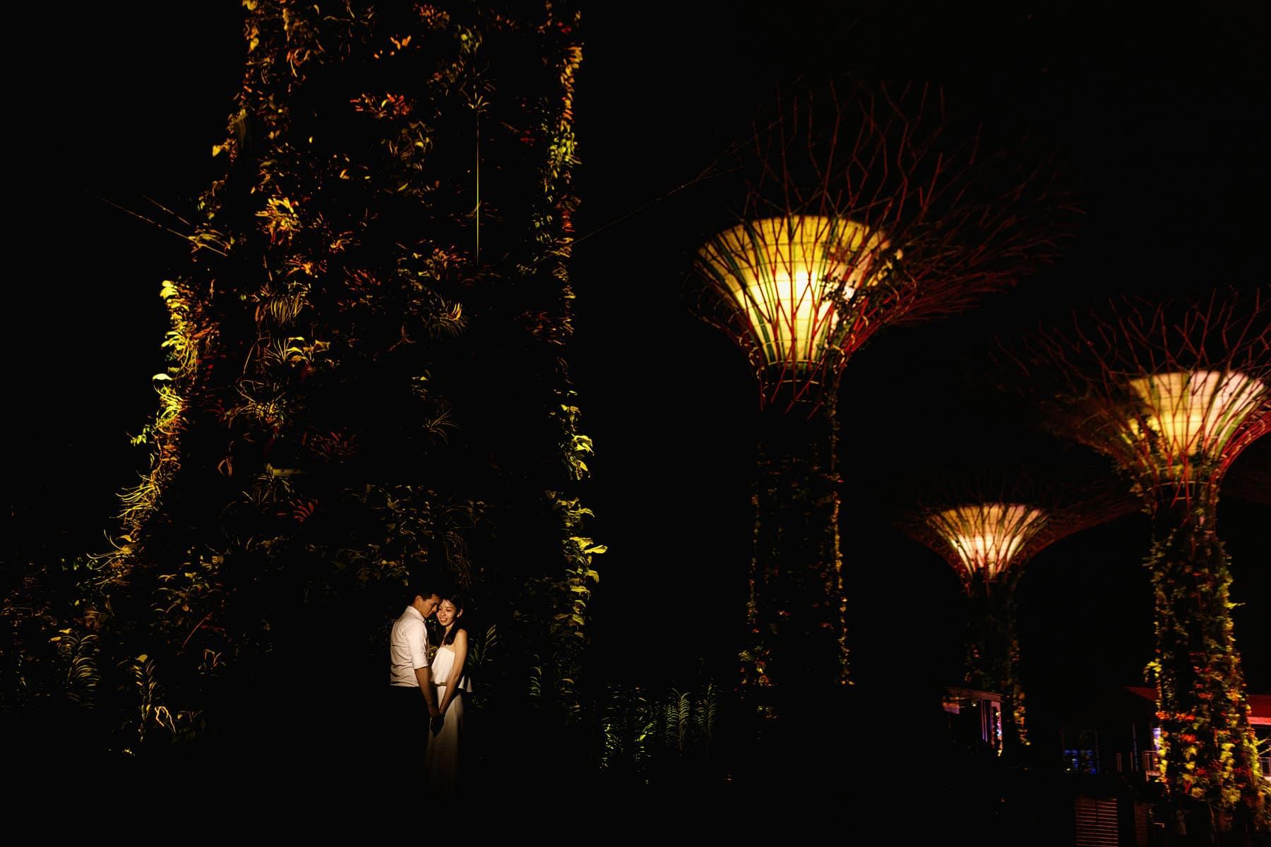 marina bay sands singapore wedding photographer
