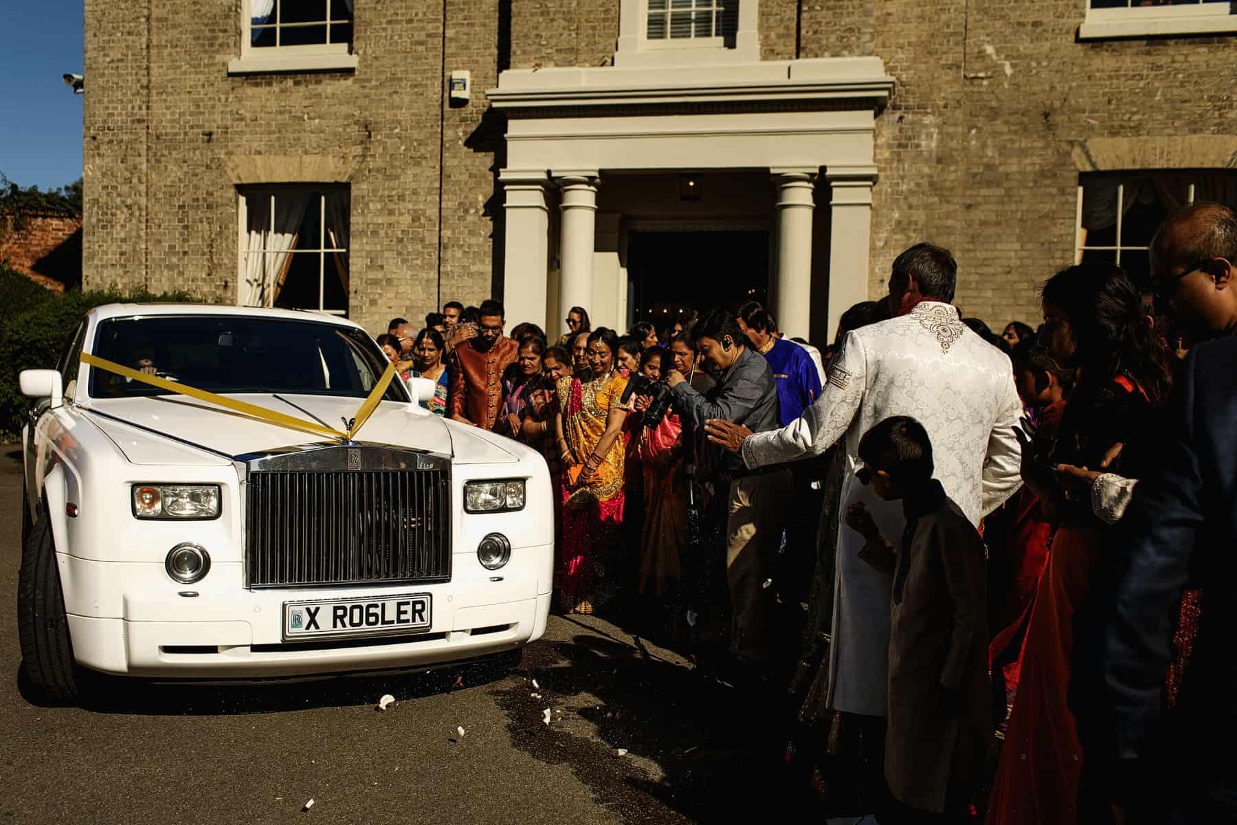 hindu wedding photography london