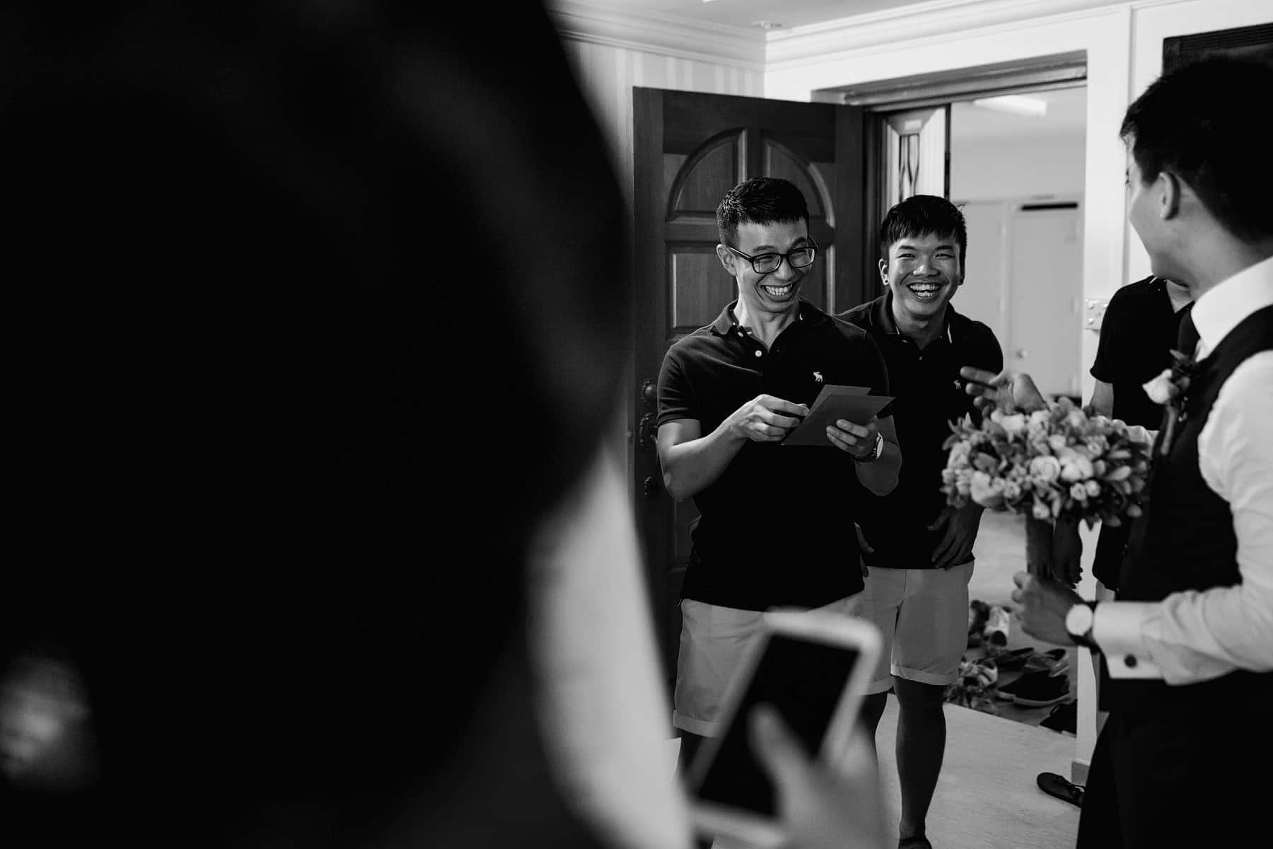 singapore chinese wedding photographs