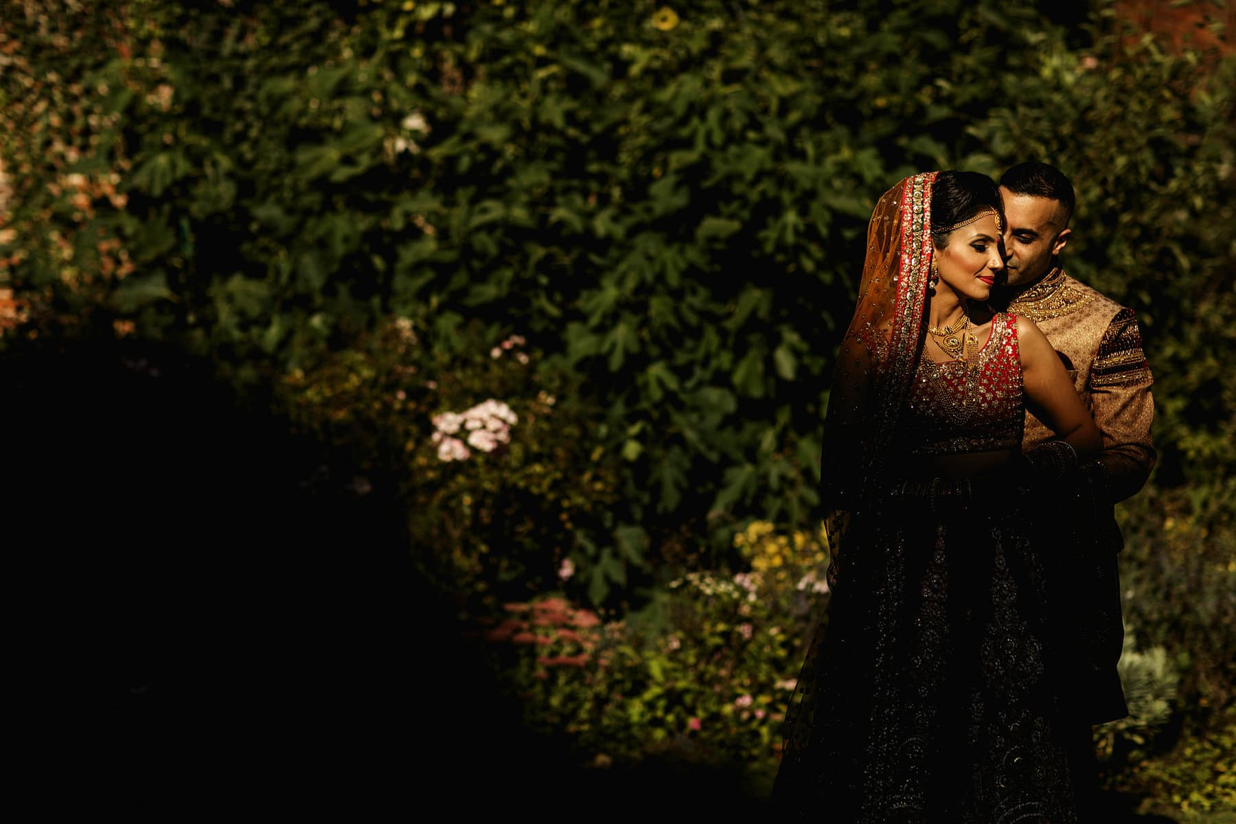 fennes hindu wedding photography london