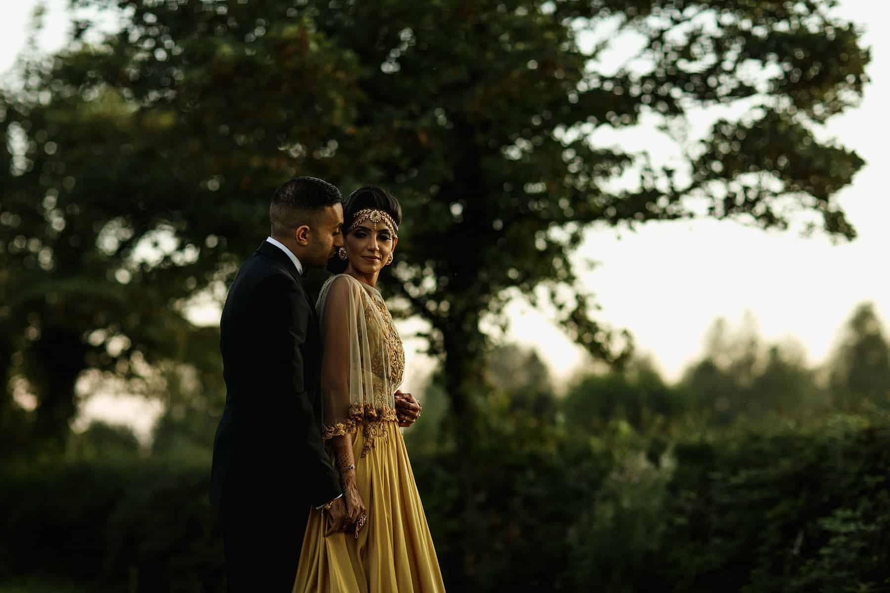 fennes hindu wedding photography london