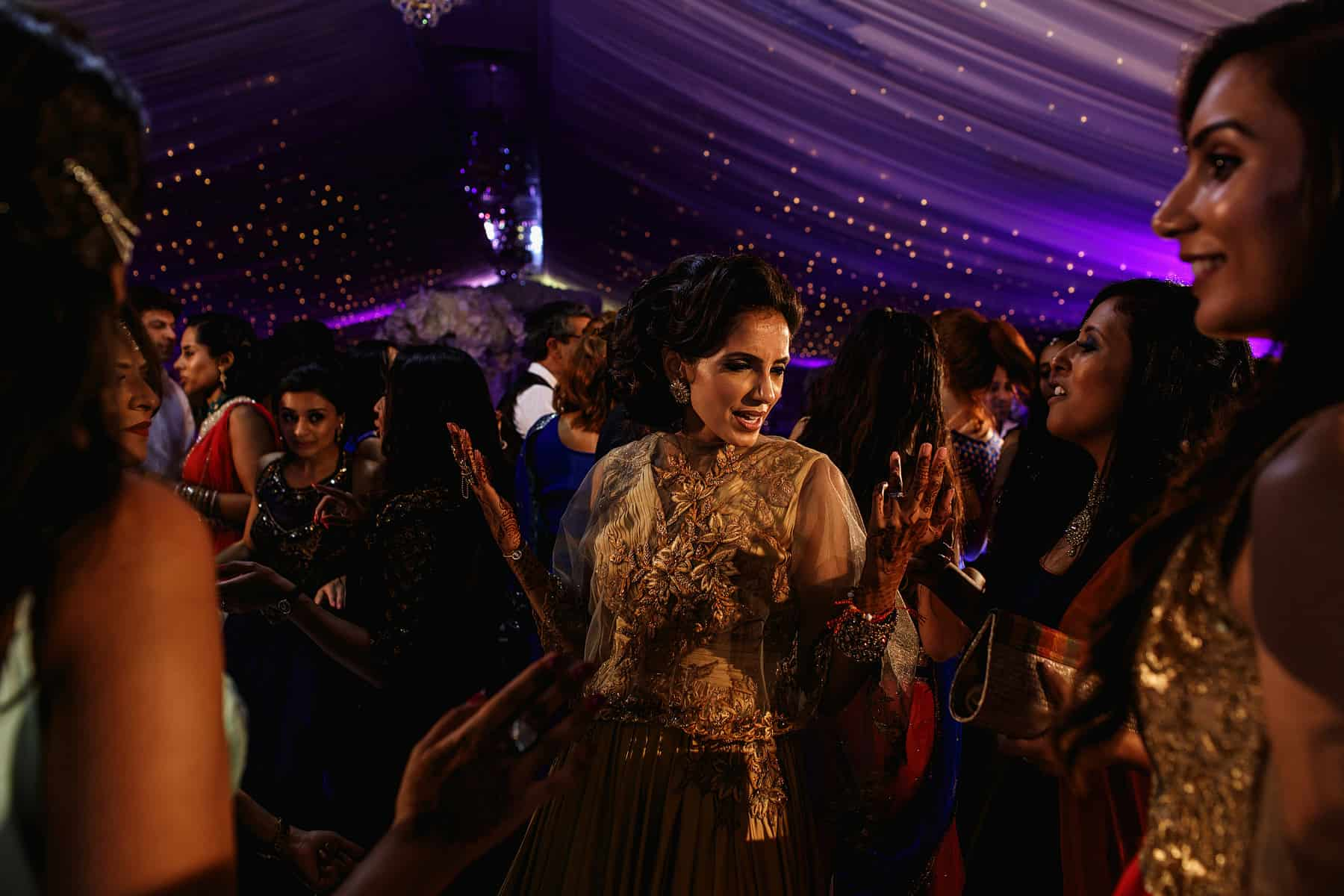 fennes indian wedding photographer london