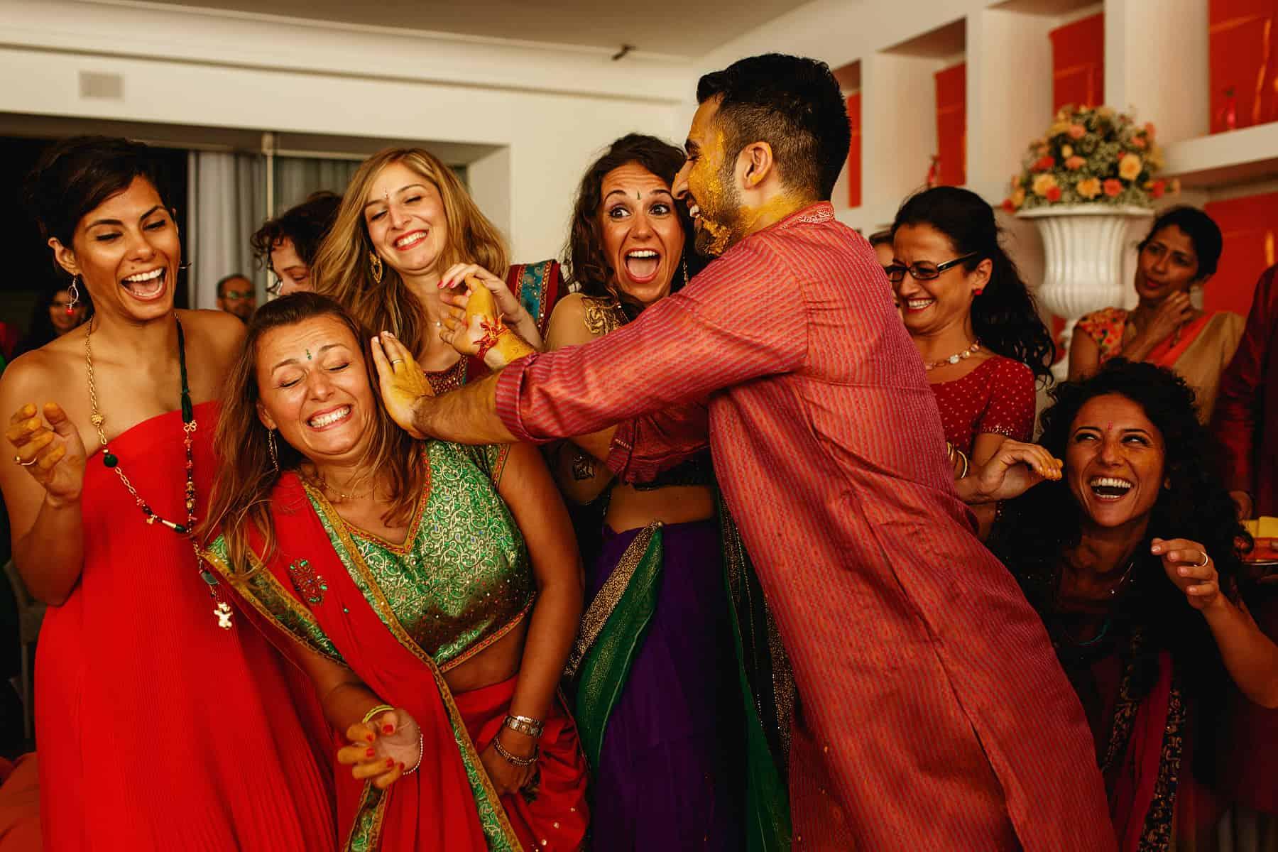 savoy beach hotel paestum indian wedding