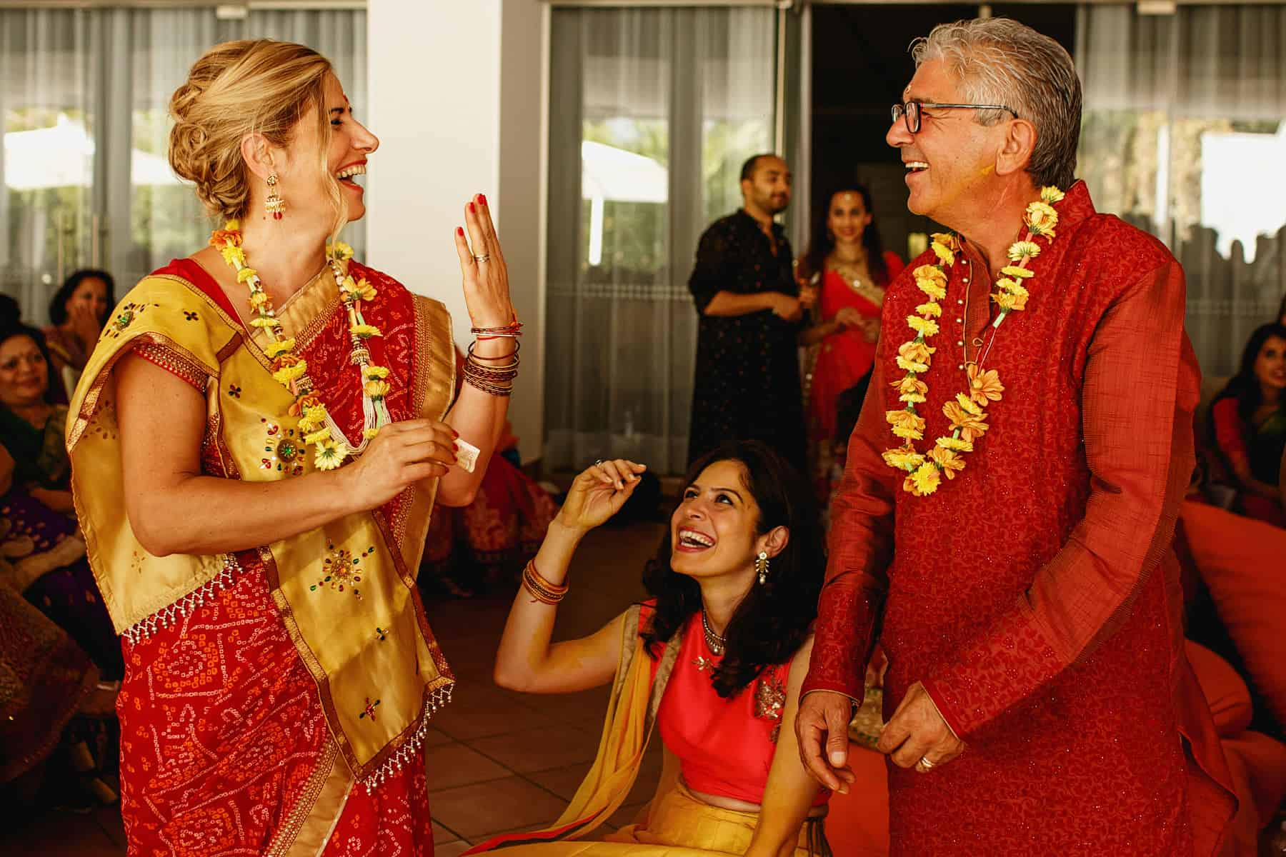 savoy beach hotel paestum indian wedding