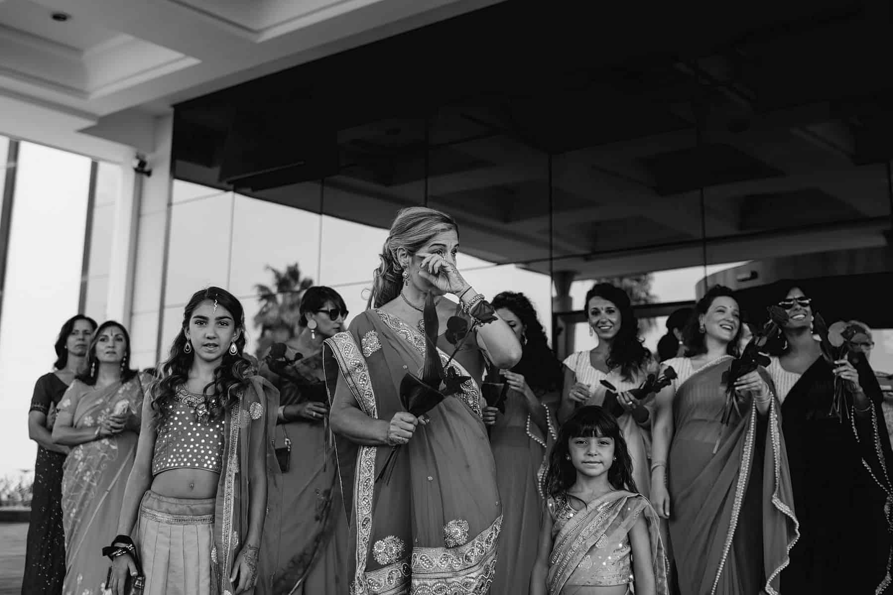 hindu fusion italian wedding italy