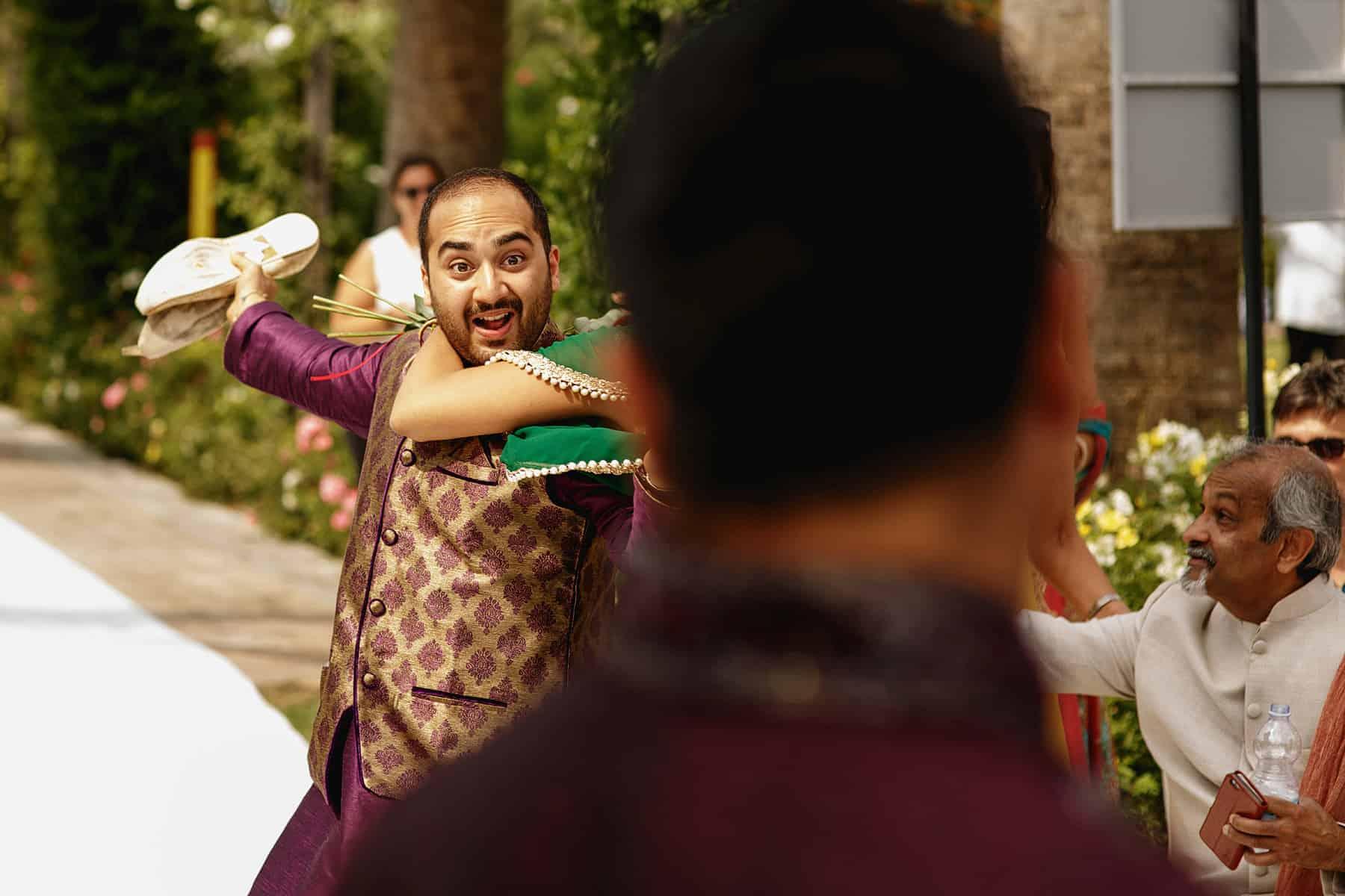 hindu italian wedding italy