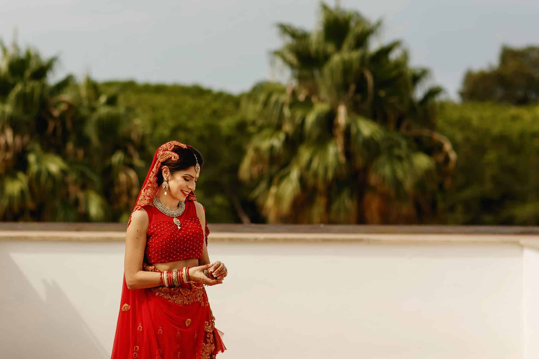 hindu italian wedding italy