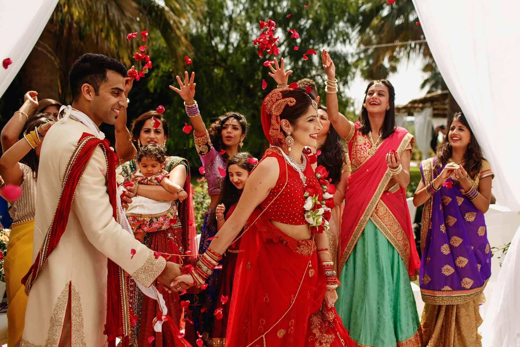 italian destination hindu wedding