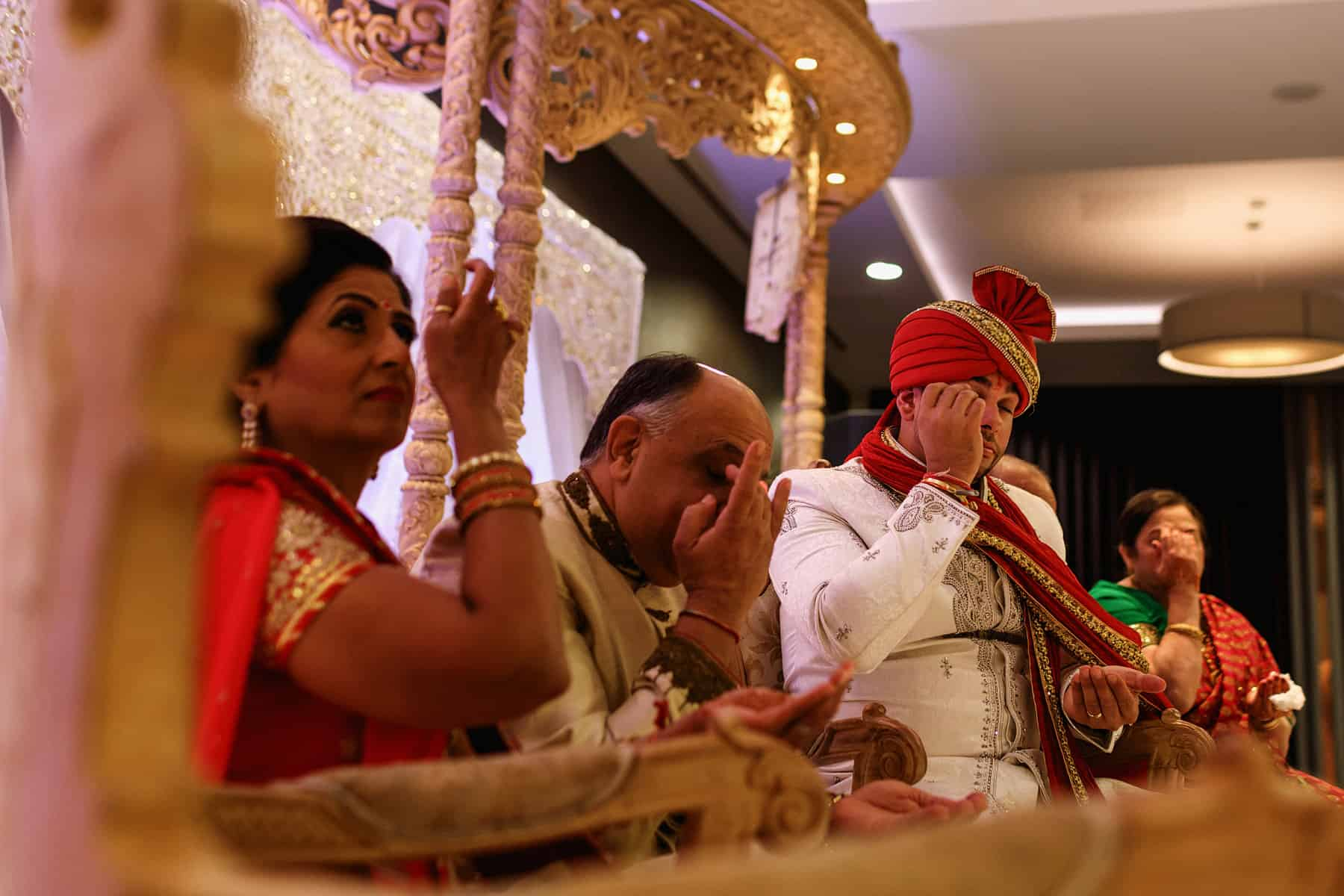heston hyde hotel asian wedding