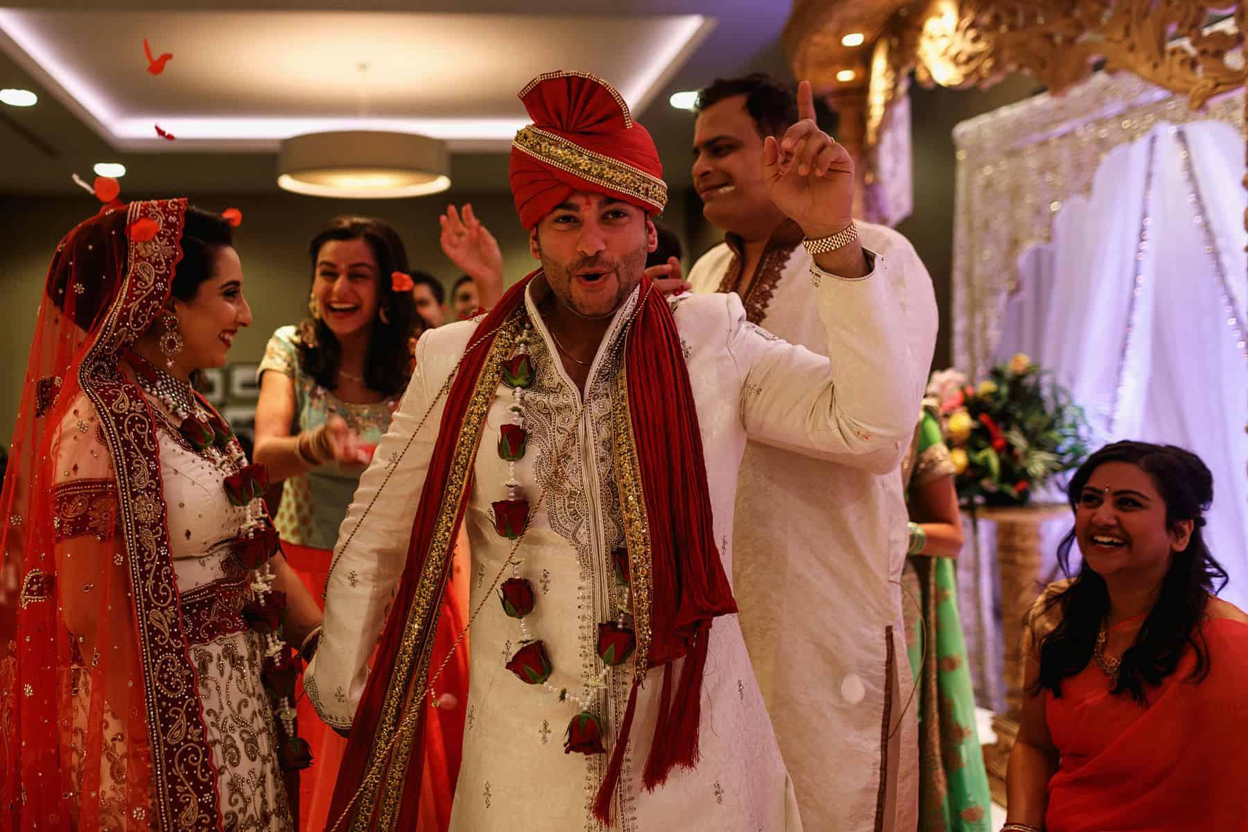 heston hyde hotel wedding