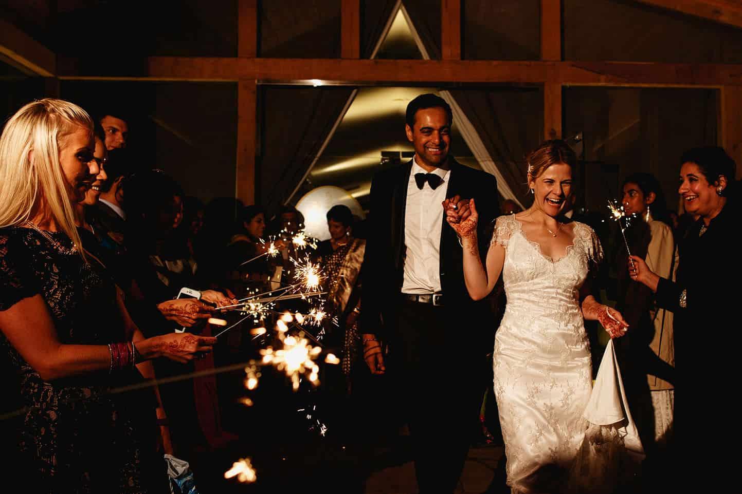 ladywood estate hindu wedding photographer