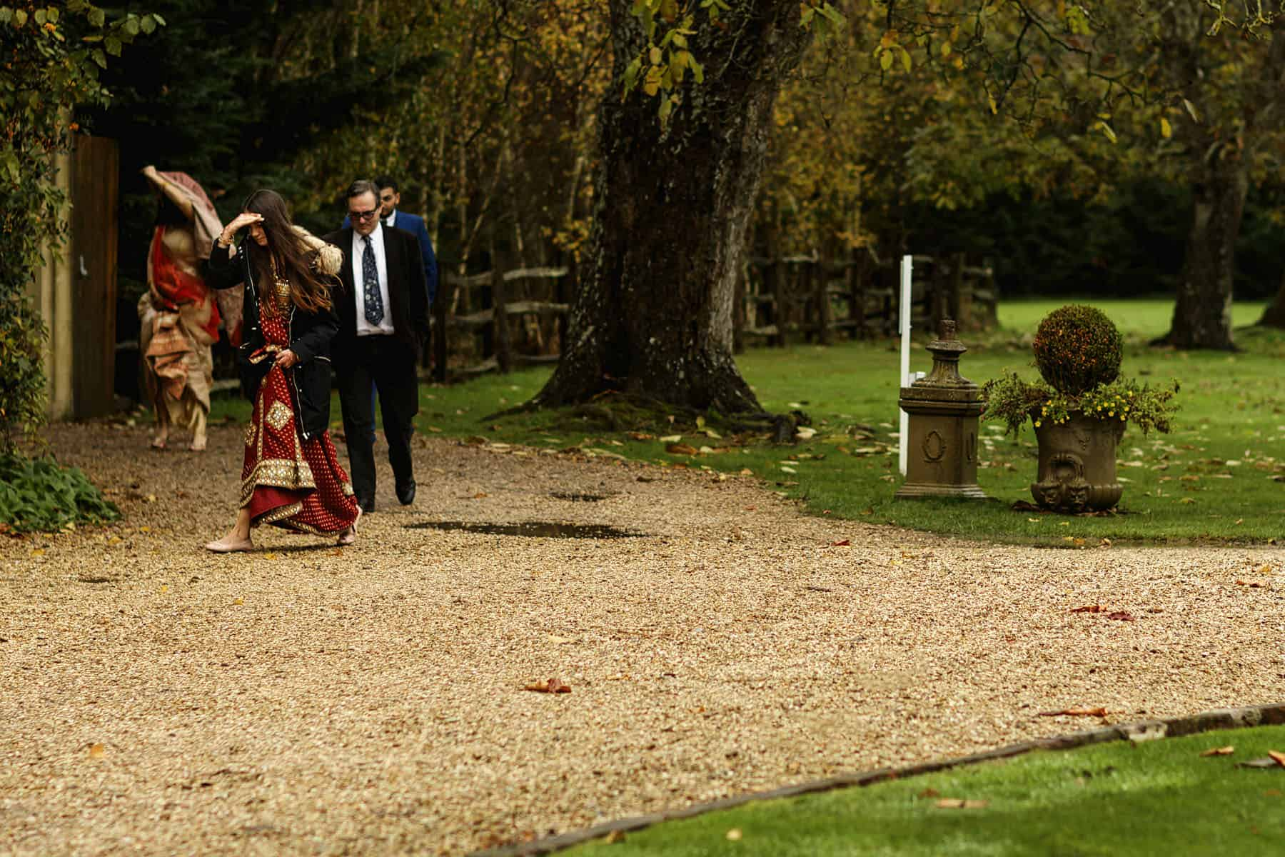 northbrook park surrey indian wedding