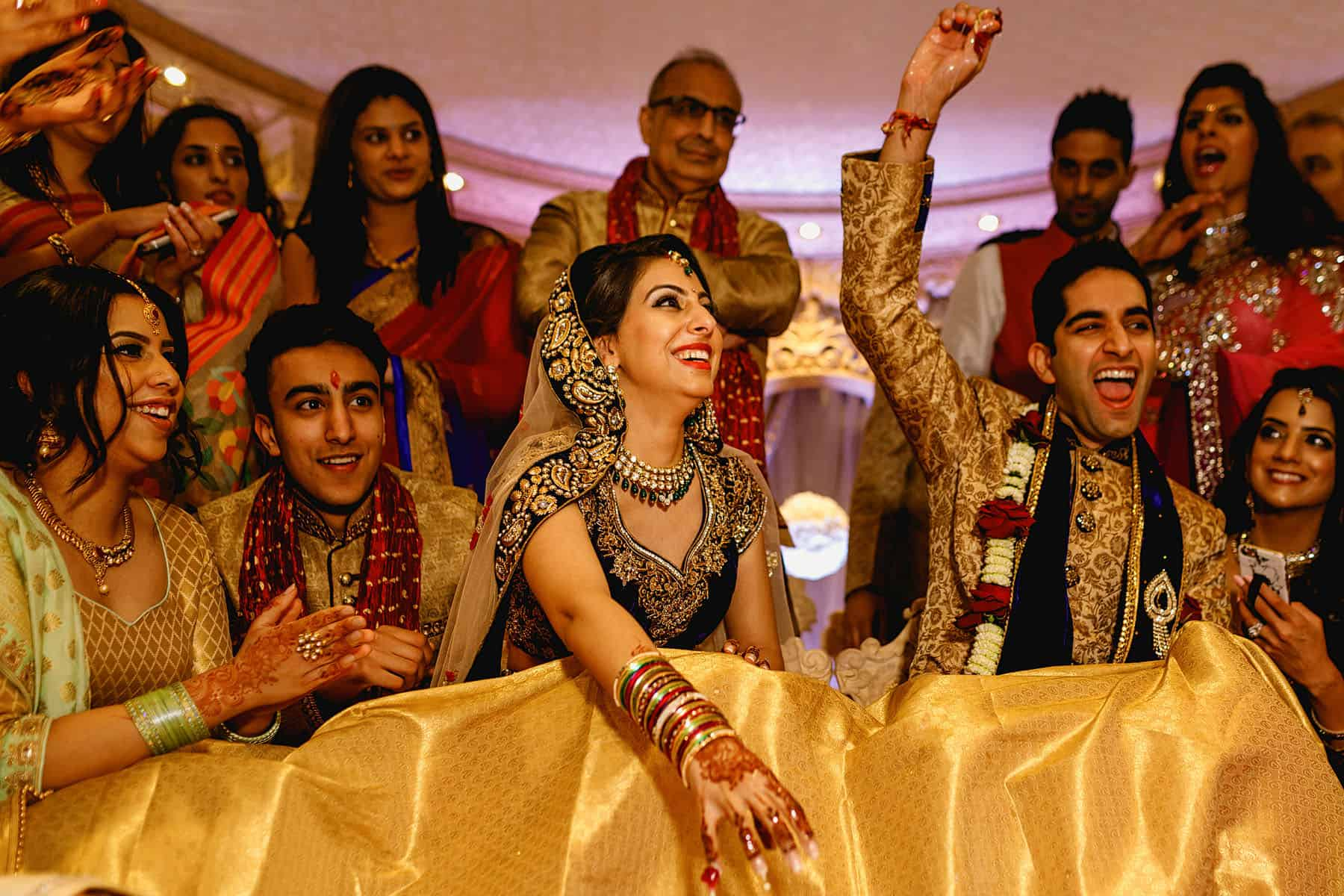 Indian Wedding London Hilton Metropole