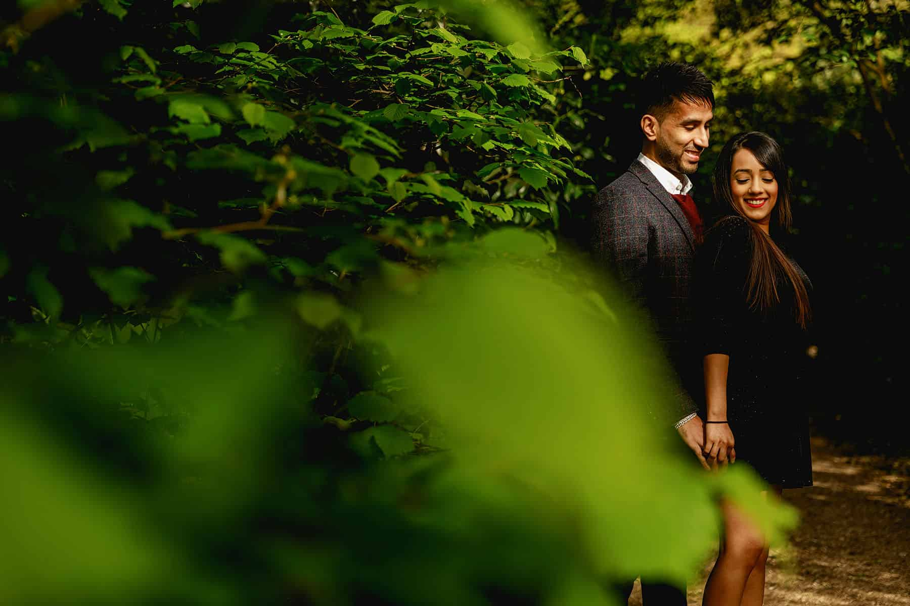 chiswick house pre wedding shoot