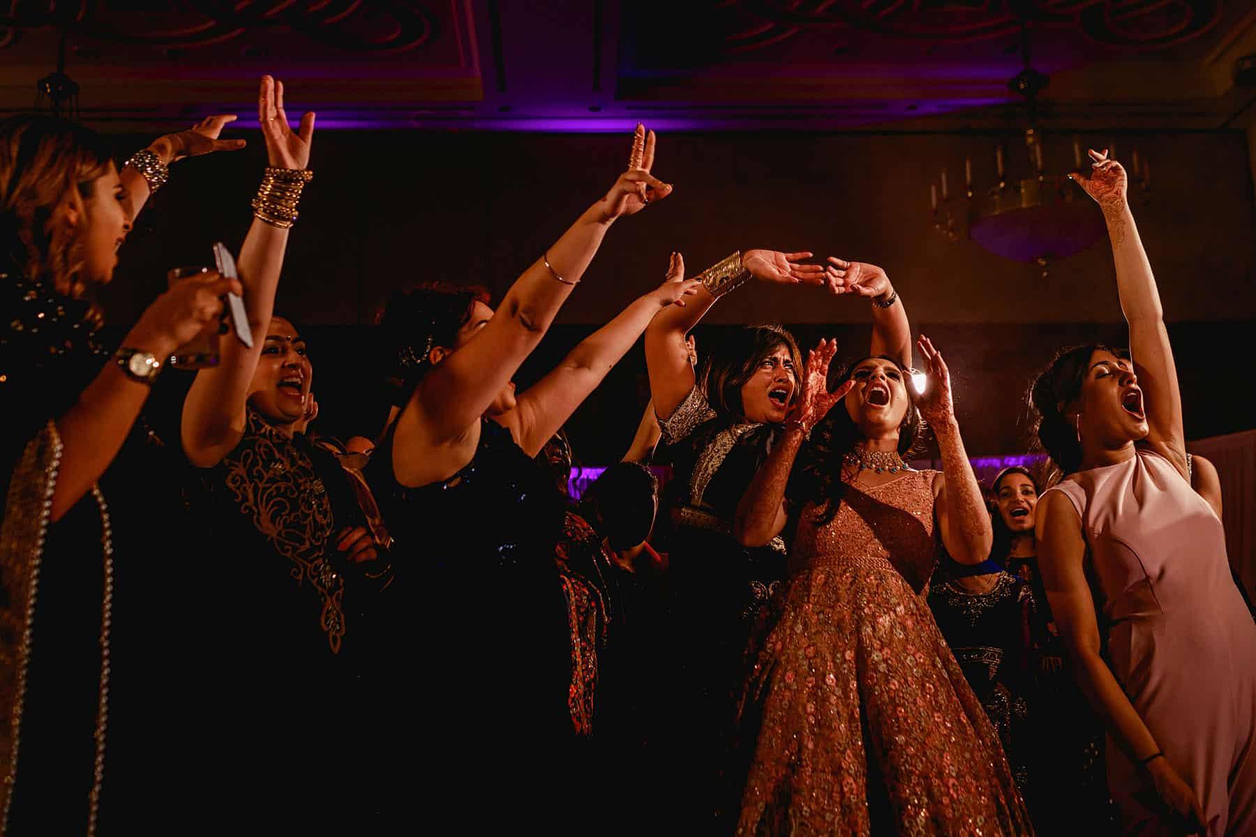 cardiff celtic manor wedding party