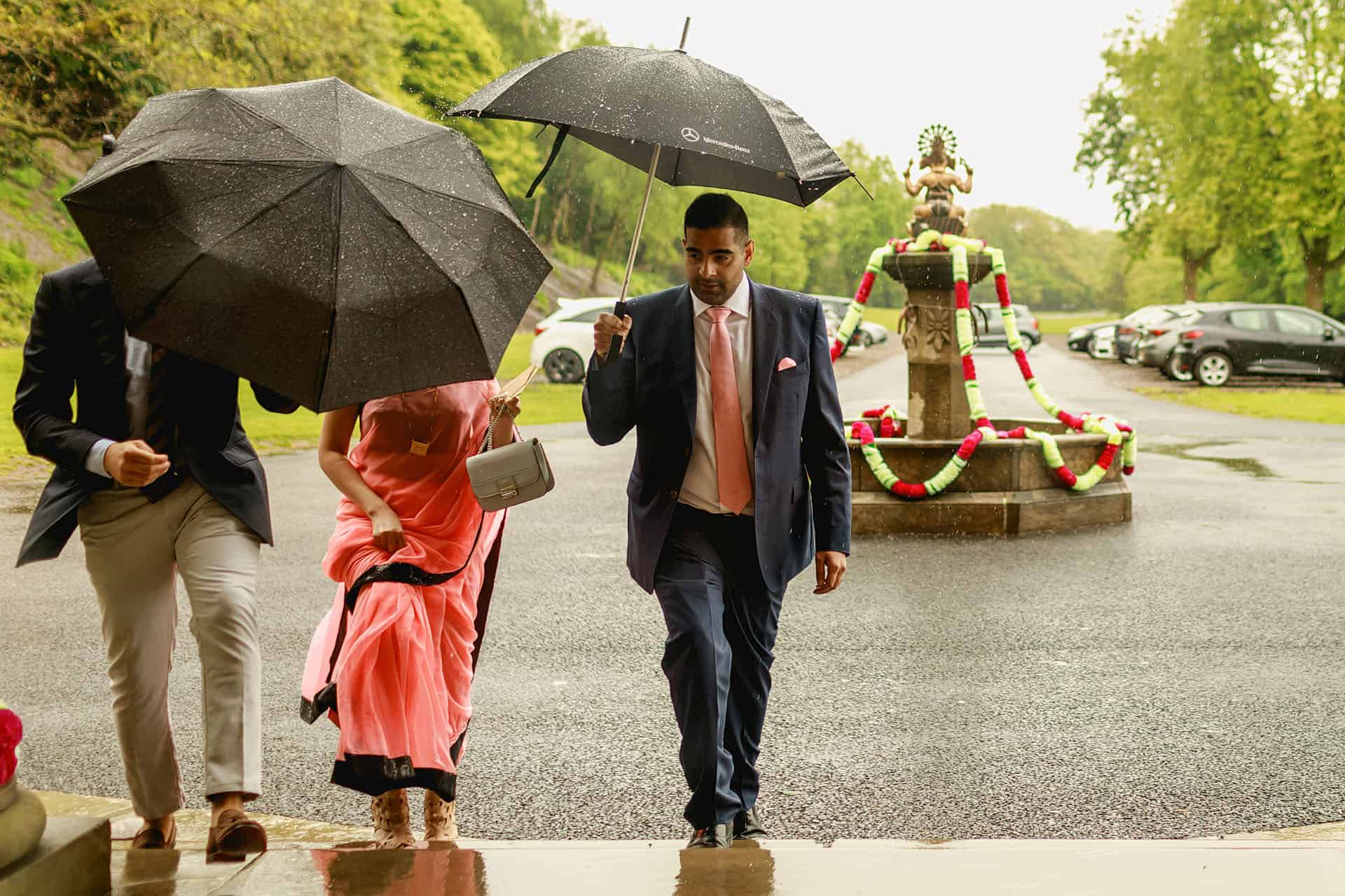haigh hall wigan wedding photographer