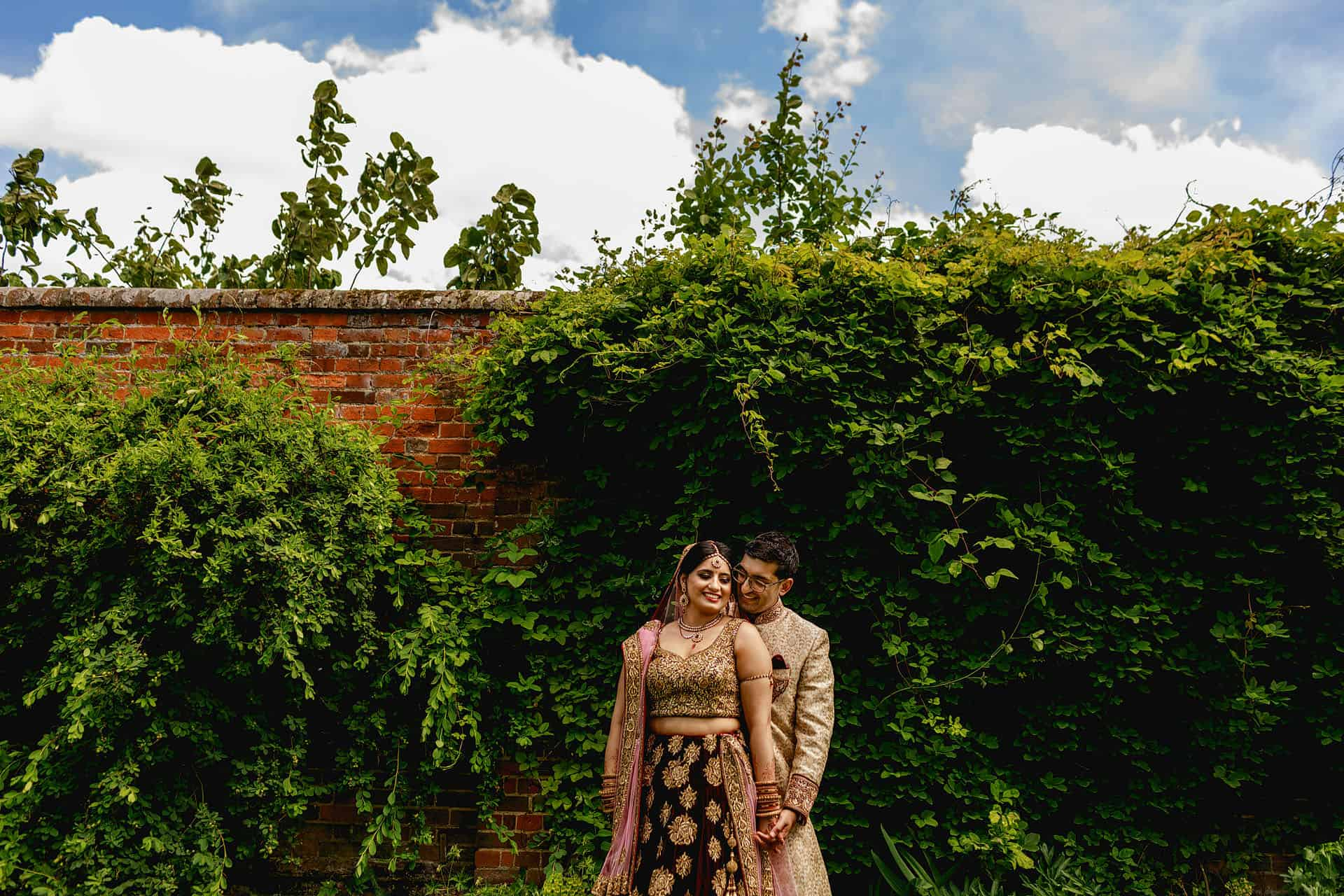 indian wedding braxted park photography