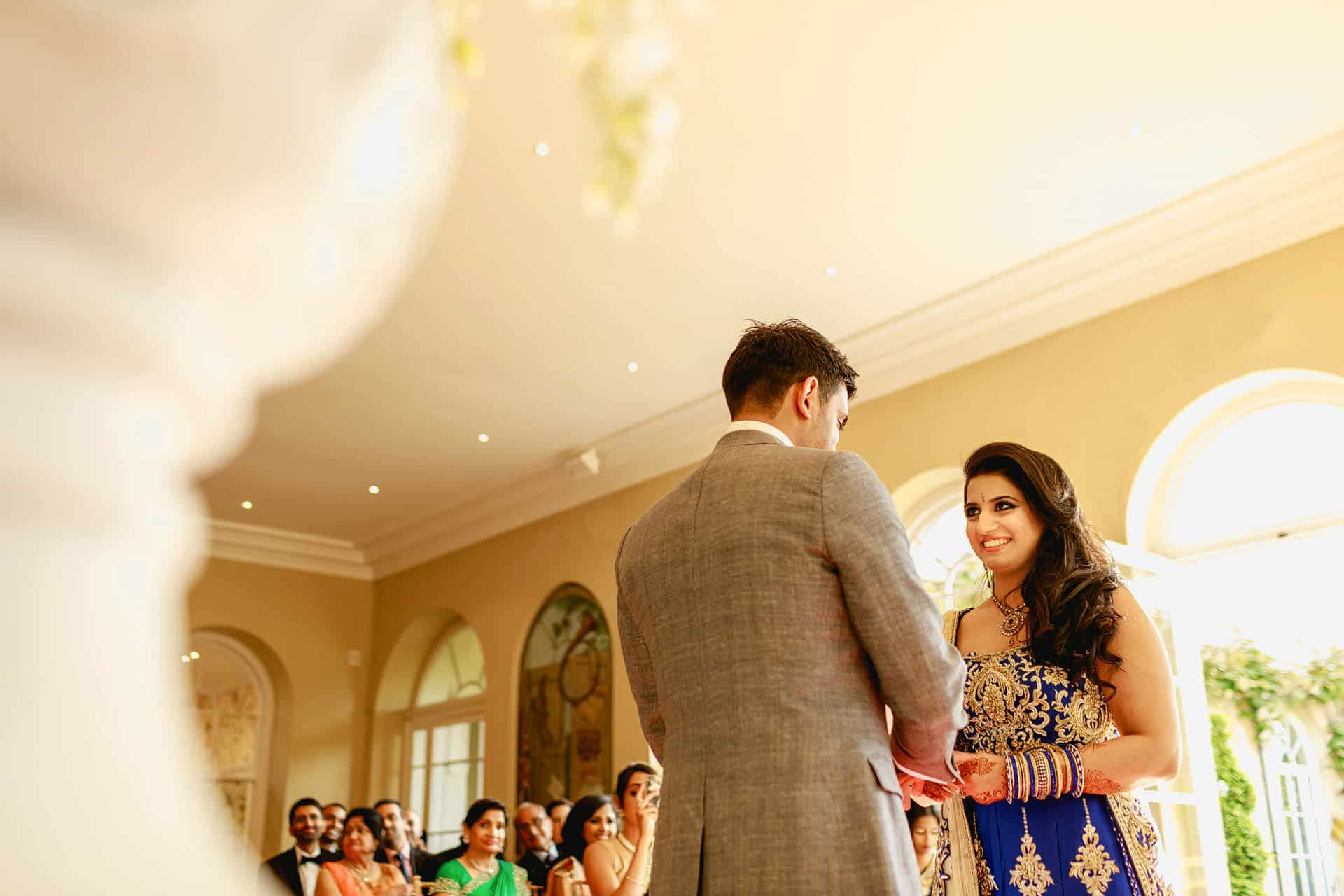 hindu wedding braxted park photography