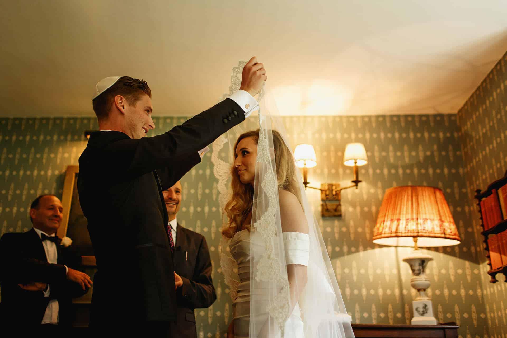 jewish wedding photography the grove watford