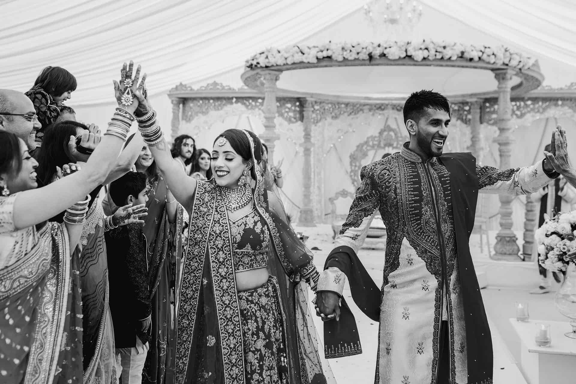 hindu wedding photographer hylands estate