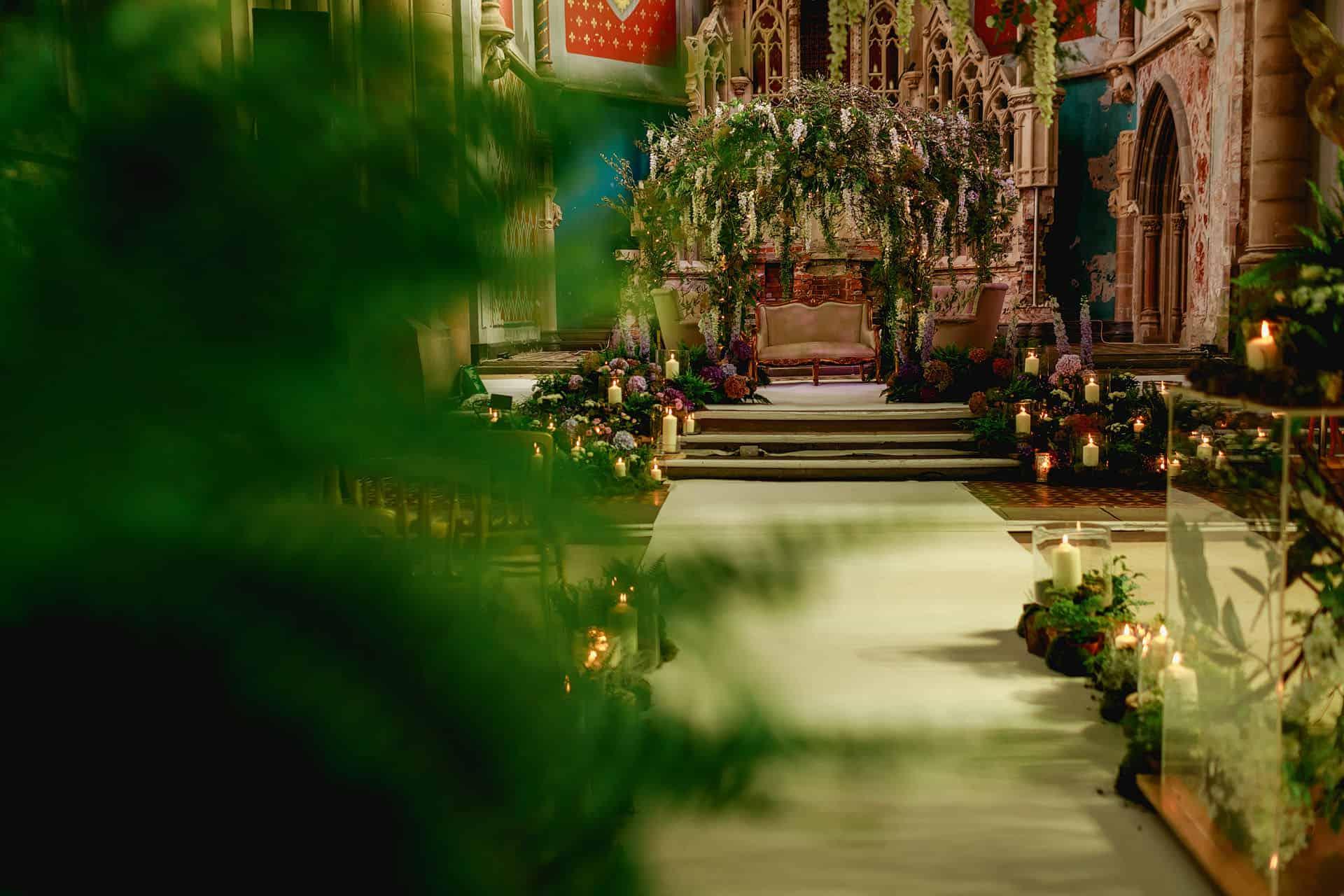 gorton monastery manchester indian wedding