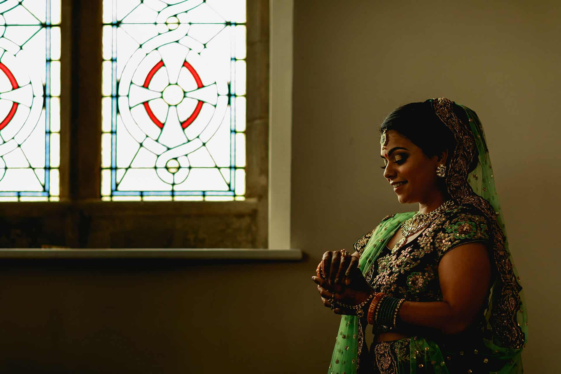 the monastery manchester asian wedding