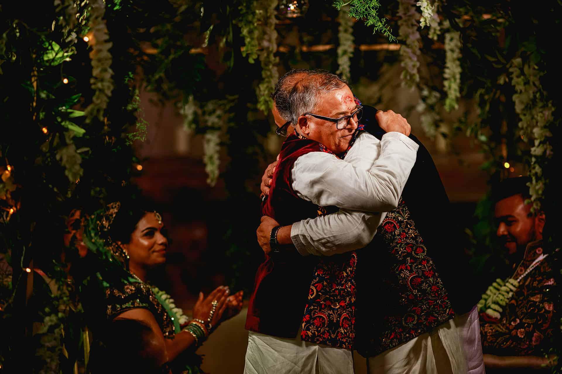 the monastery manchester hindu wedding