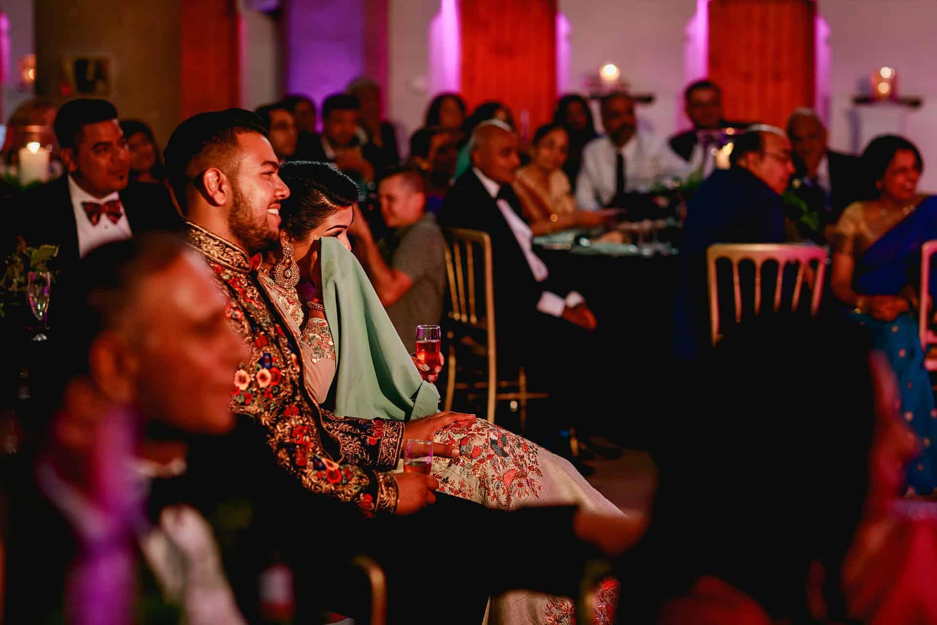 indian wedding reception manchester
