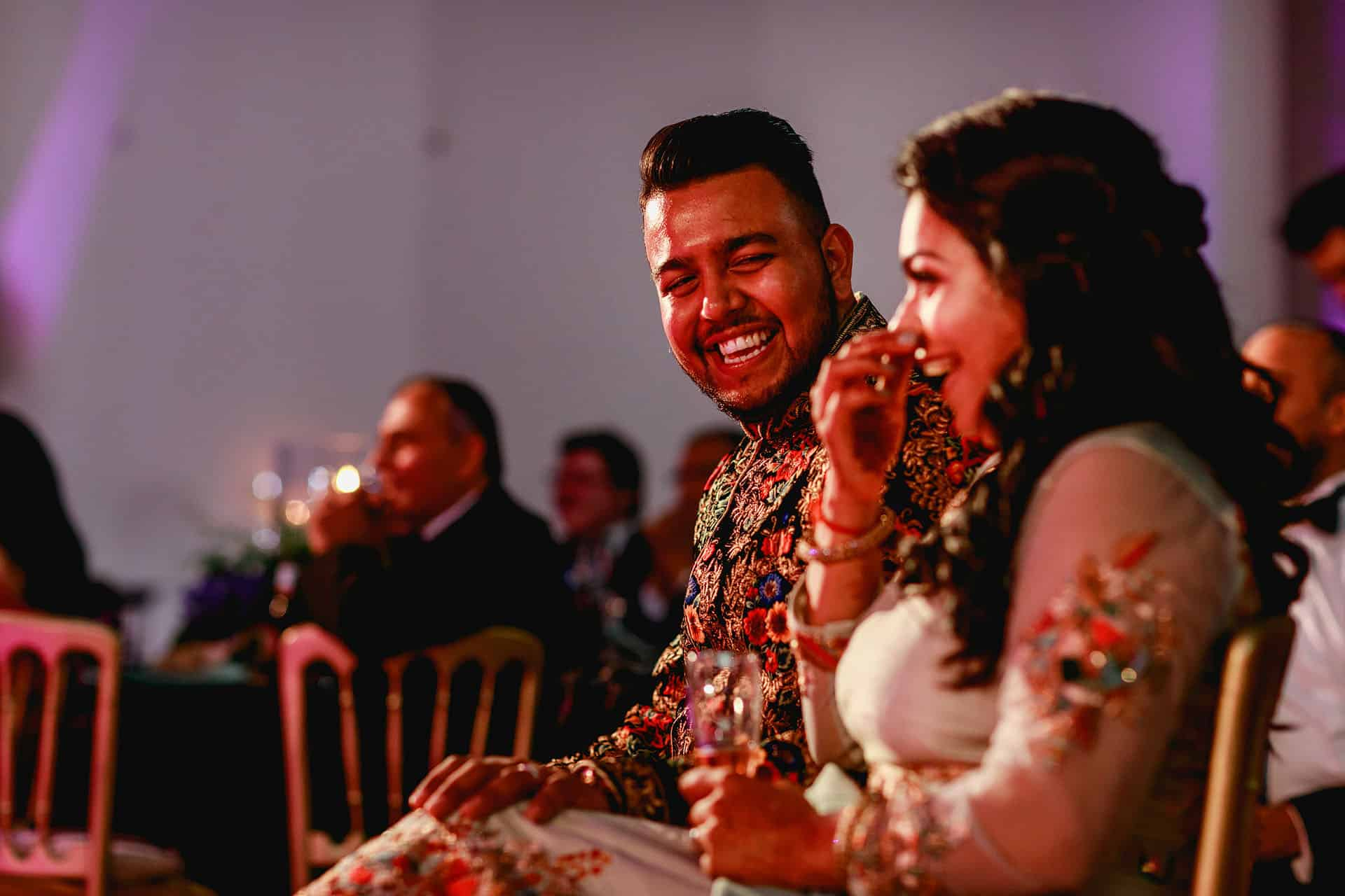 hindu wedding reception manchester