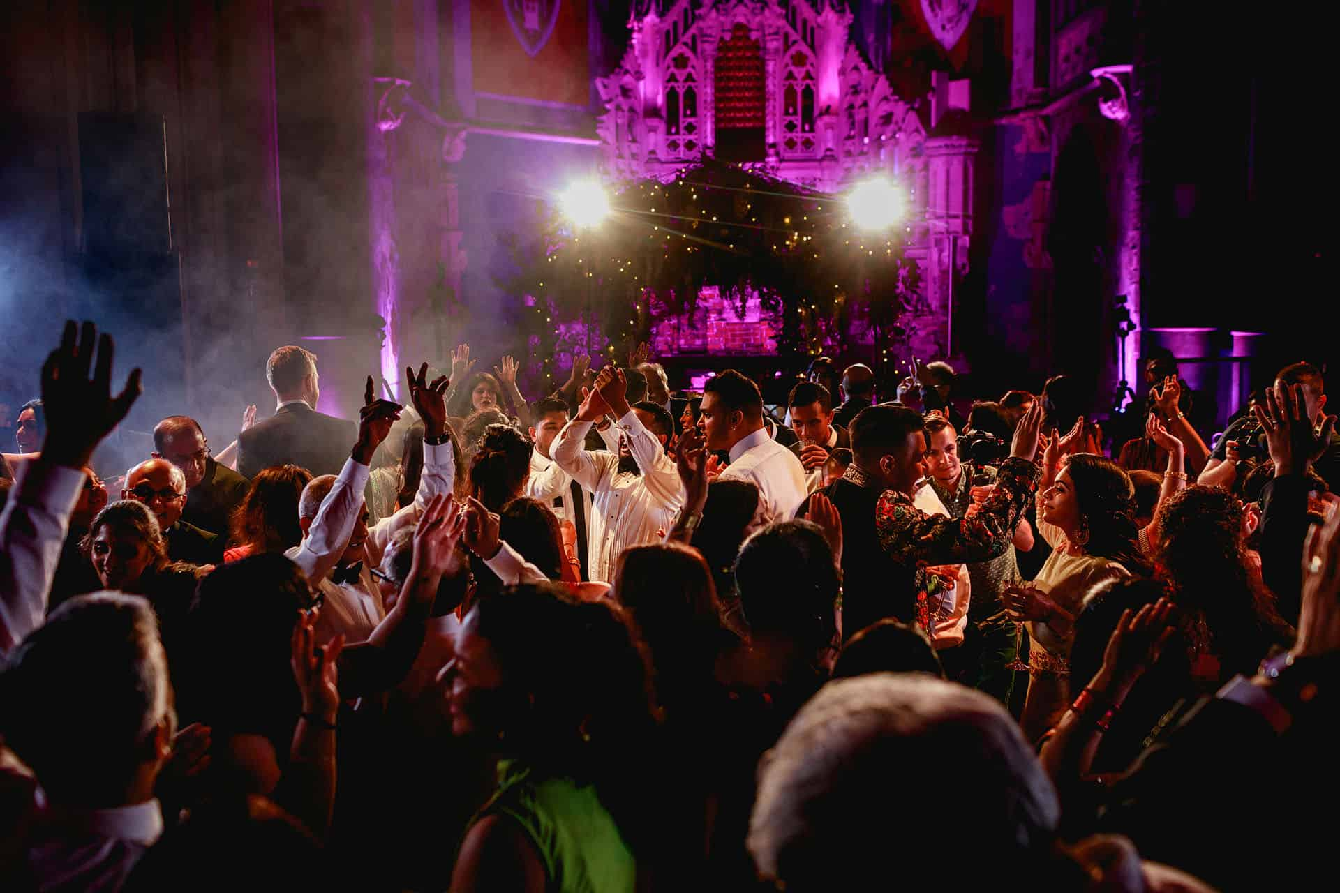 monastery indian wedding reception manchester