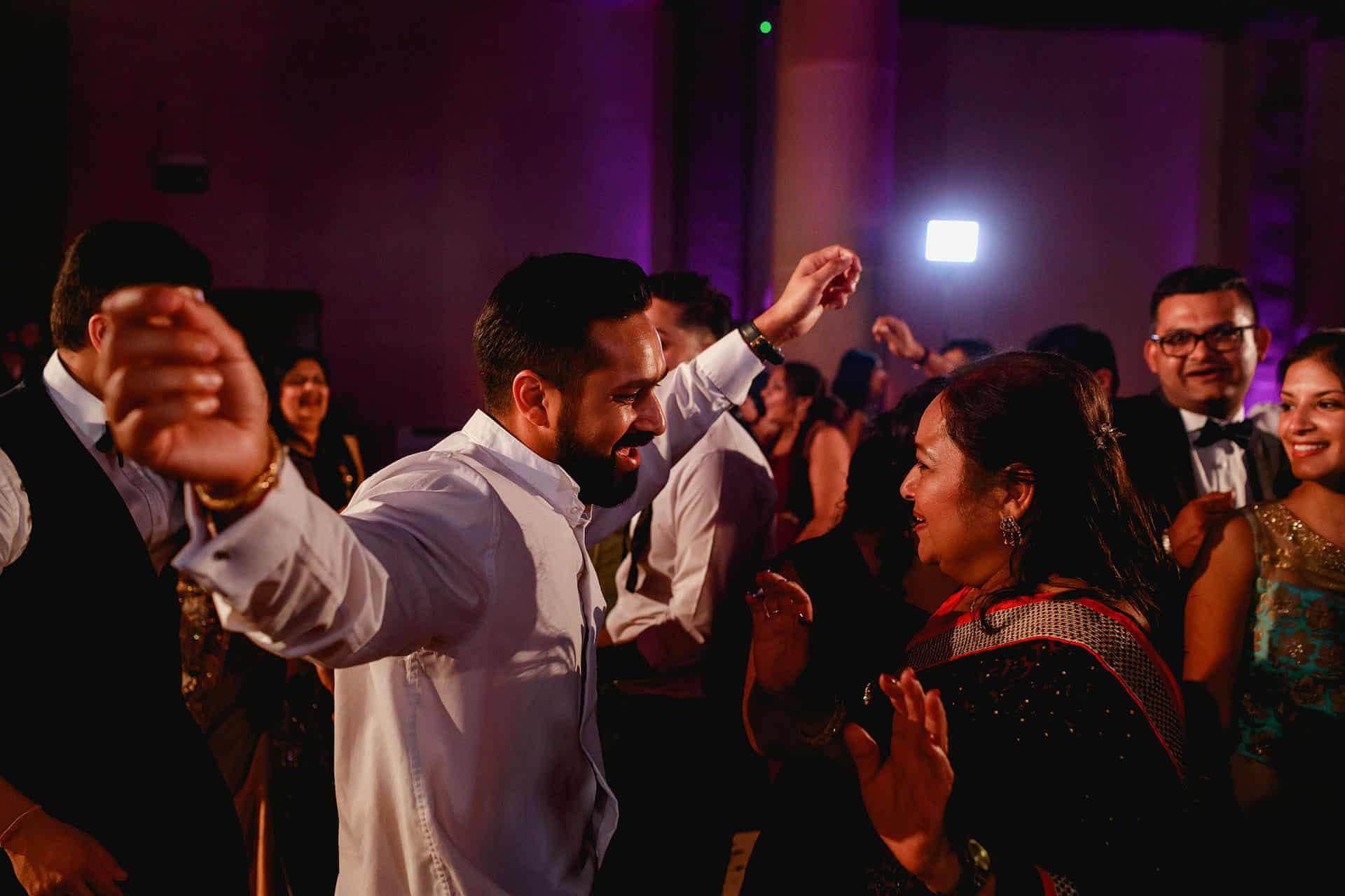 monastery hindu wedding reception manchester
