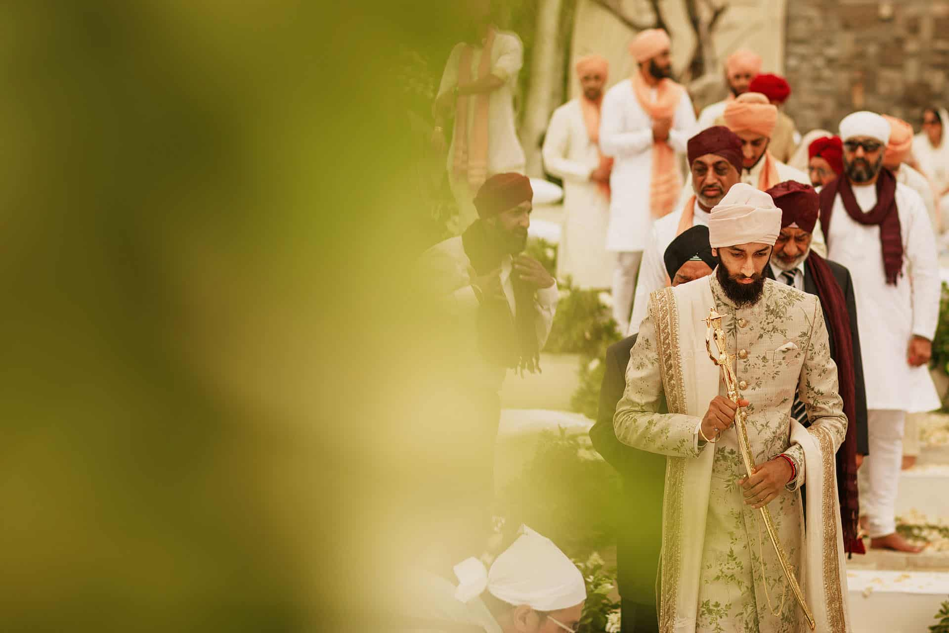 sikh wedding bali photographer