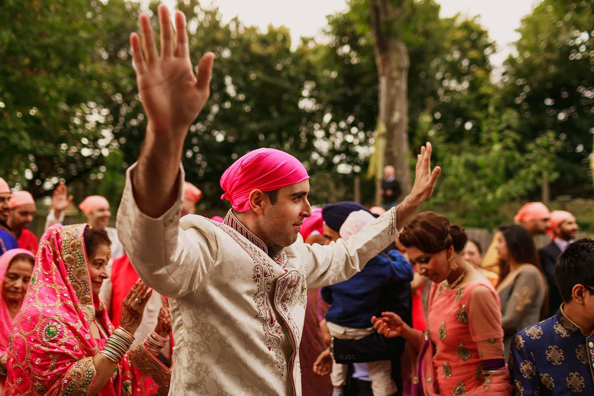 jumeirah carlton knightbridge sikh wedding